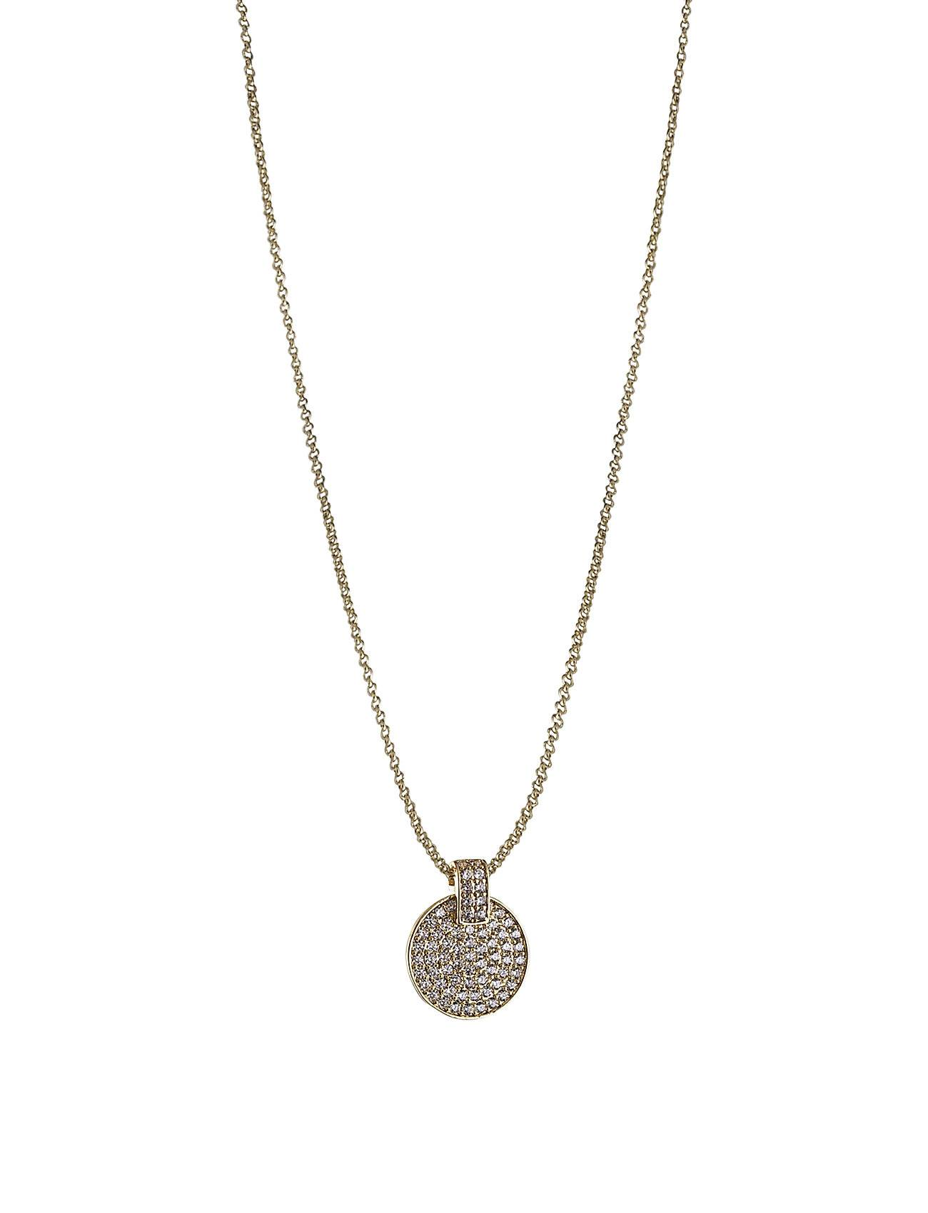 SNÖ of Sweden Carrie Pendant Neck 42 G/Clear