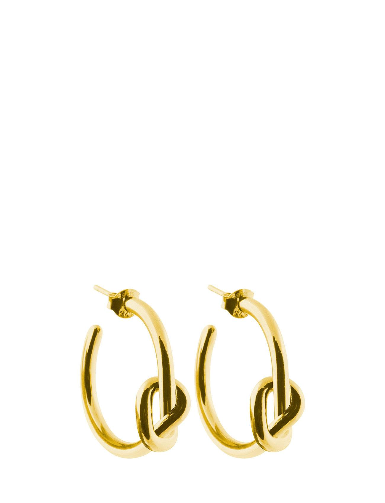 SOPHIE by SOPHIE Knot Hoops
