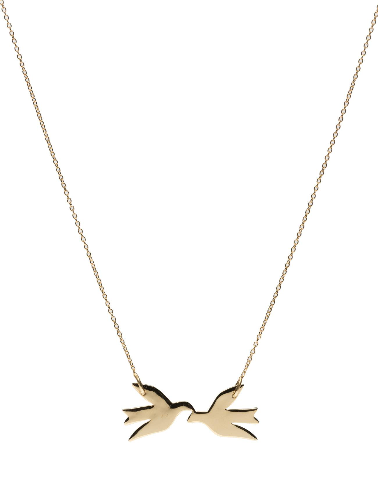 Syster P Birdy Necklace Gold