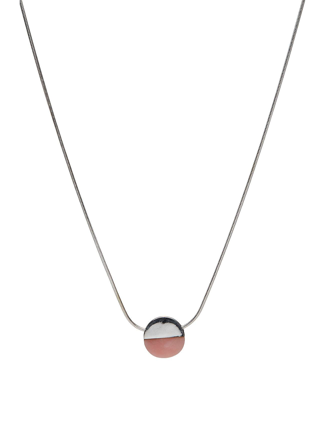 Syster P New Dixxi Necklace Pink Opal