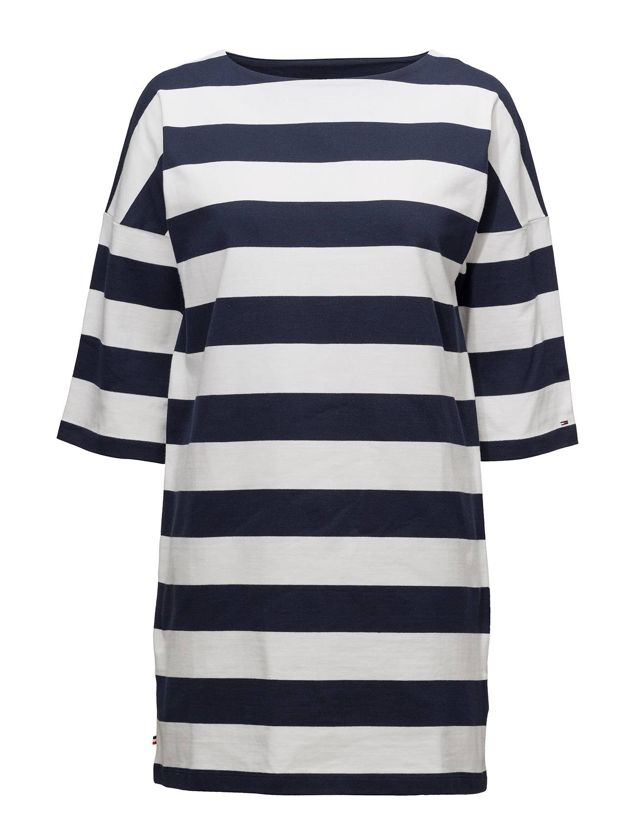 Tommy Jeans Tjw Basic Stp Dress,