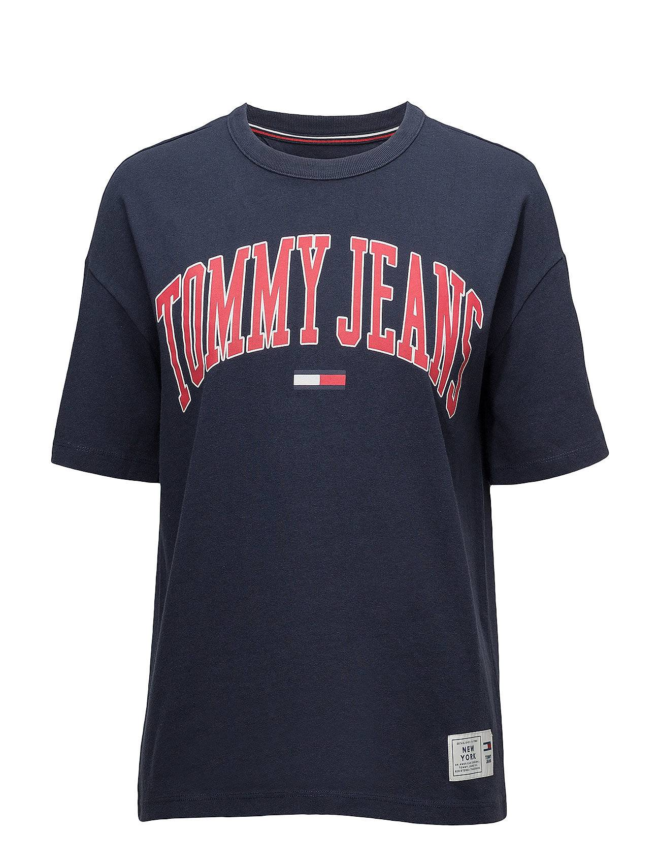 Tommy Jeans Tjw Collegiate Tee,