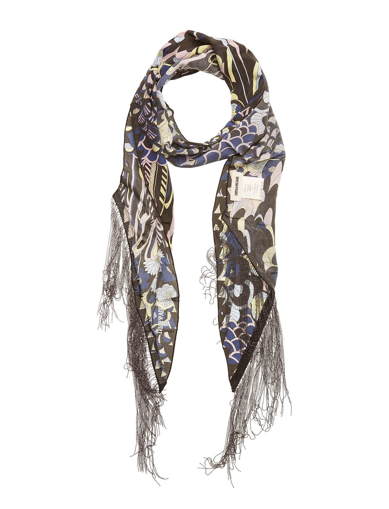 Zadig & Voltaire Silky Chain Plume