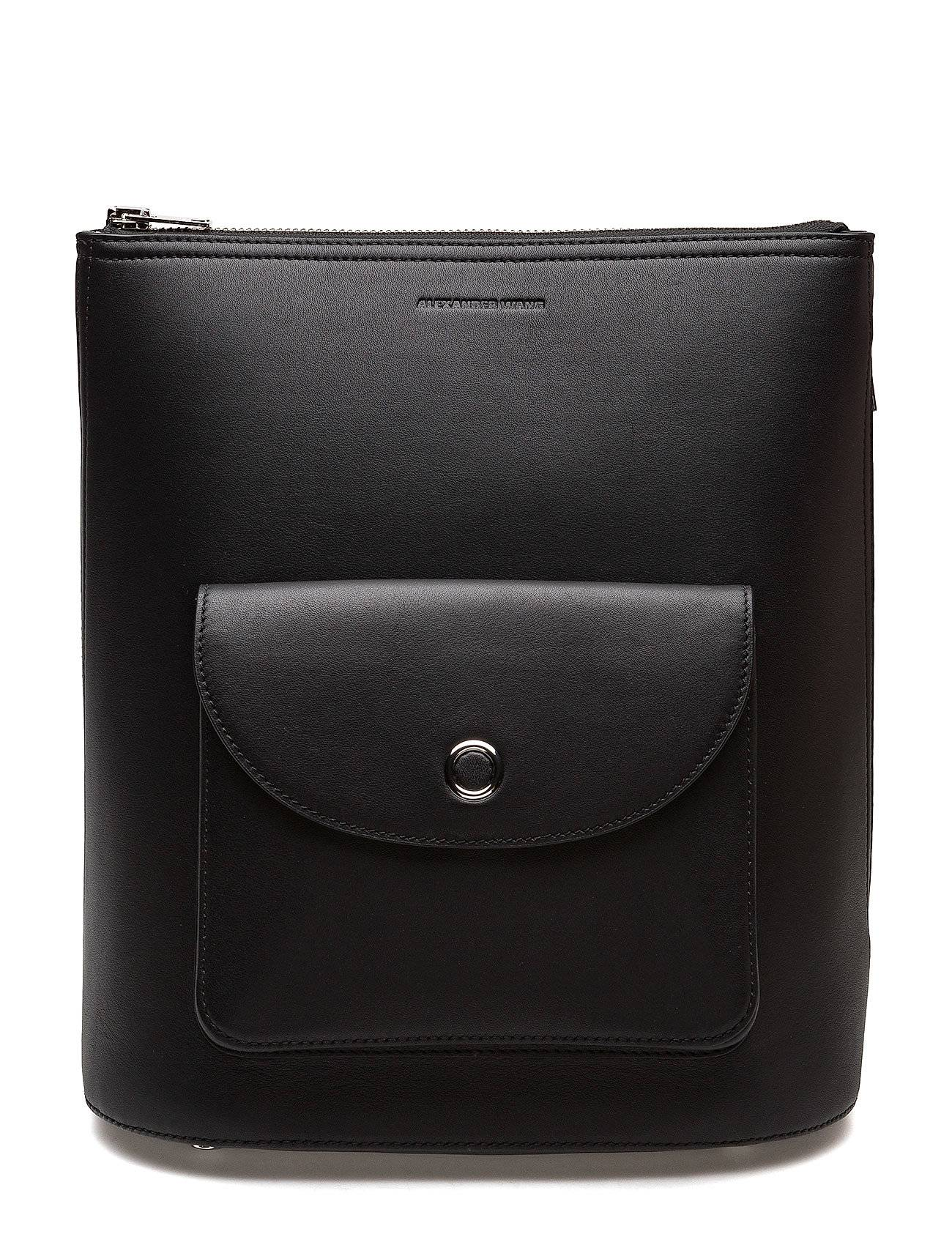Alexander Wang Ace Backpack Blk Cow Nappa/Ir