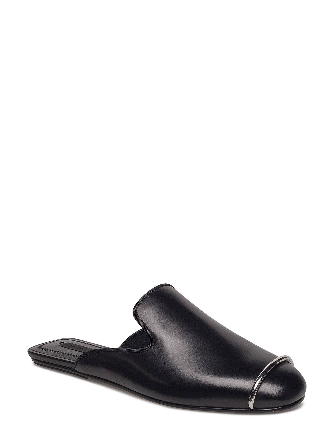 Alexander Wang Jaelle Black Soft Calf