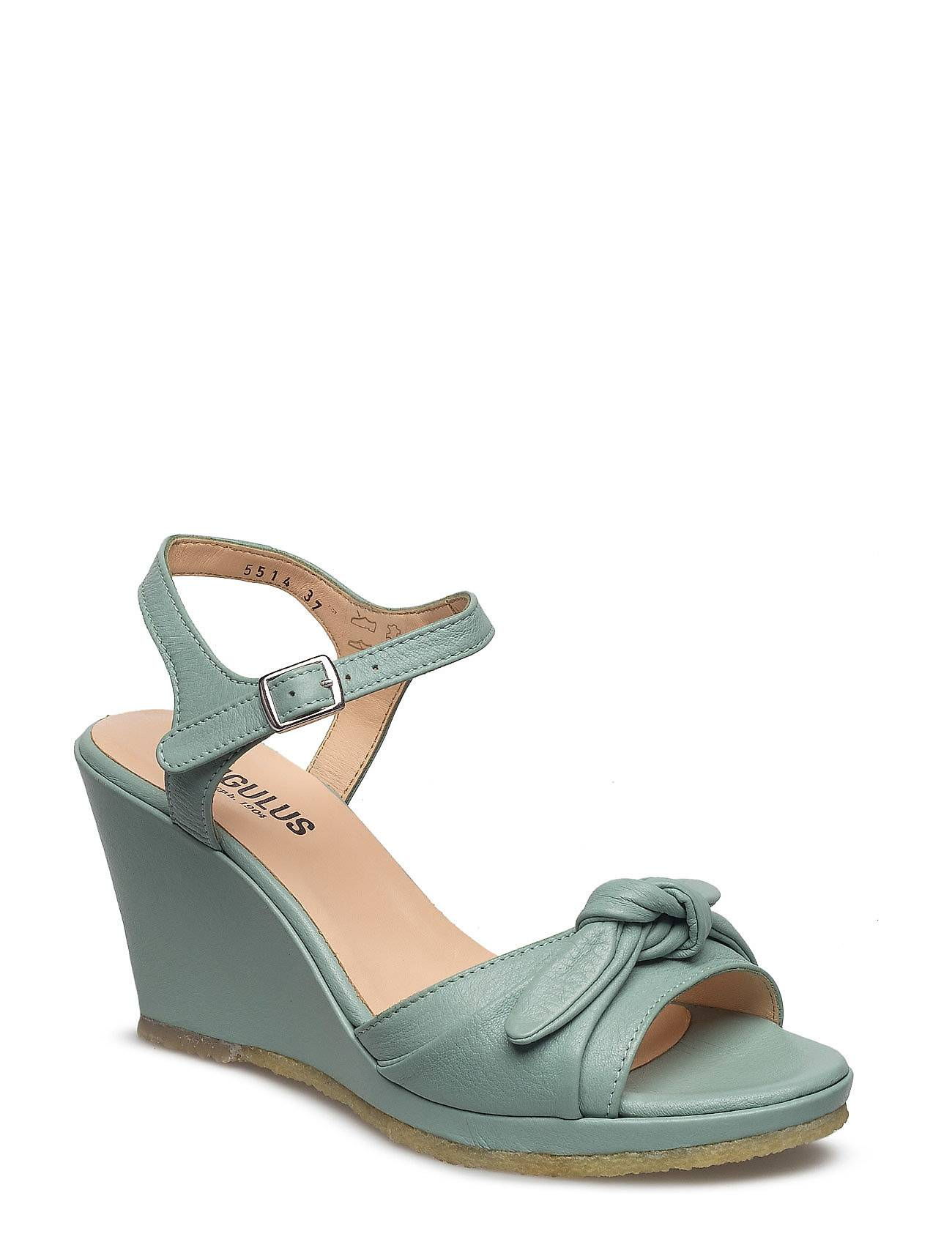 ANGULUS Sandals  - Wedge -Open Toe -Closed Counter