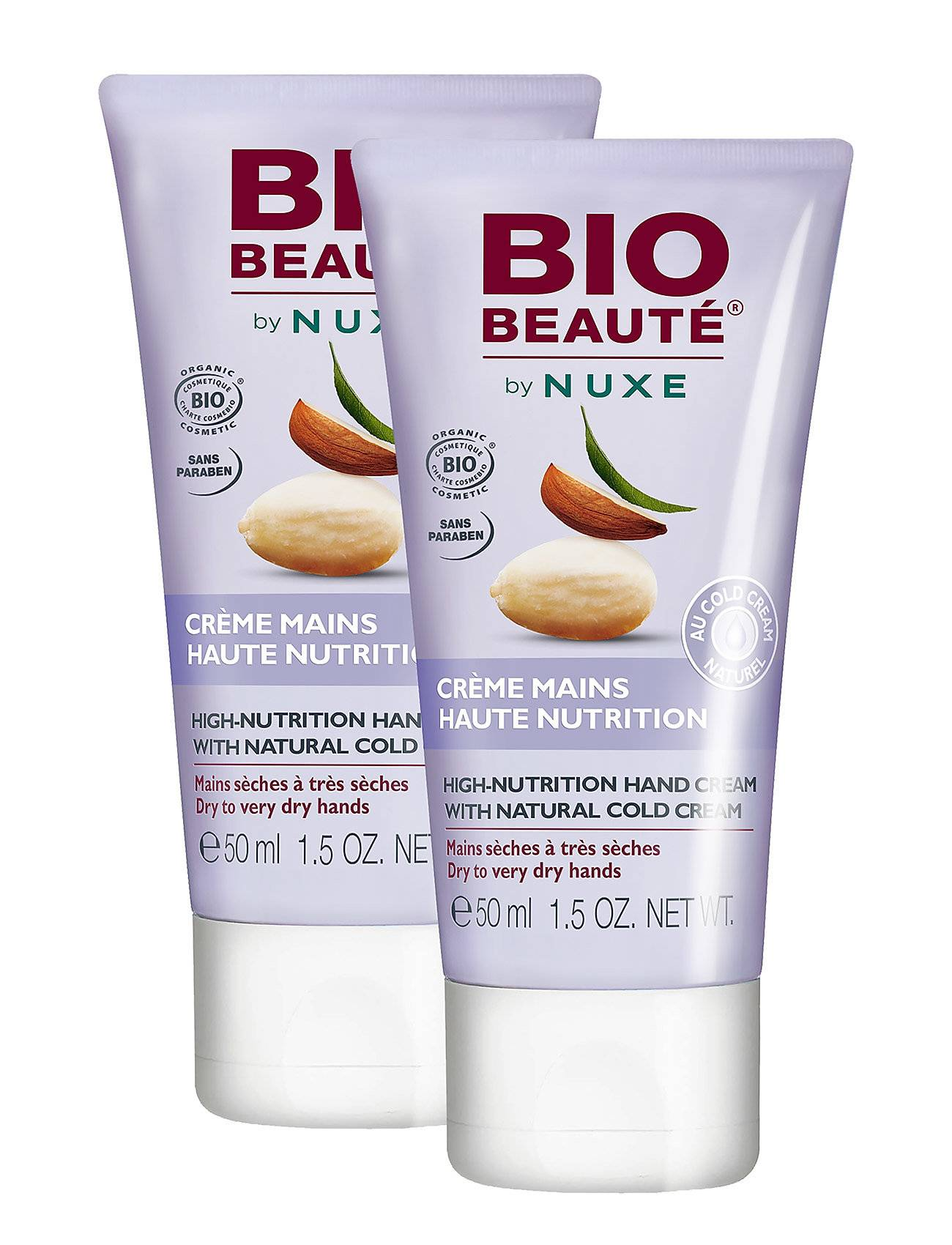 Bio-Beauté by NUXE High Nutrition Hand Cream Duopack