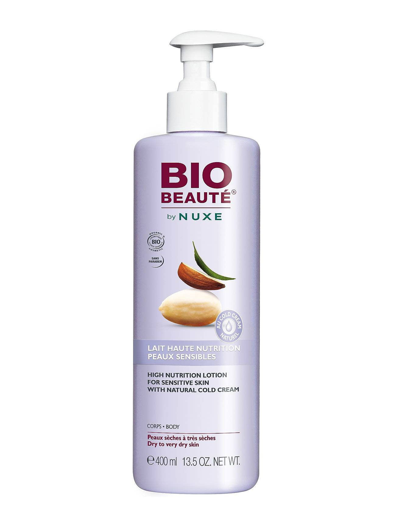 Bio-Beauté by NUXE High Nutrition Body Lotion 400 Ml