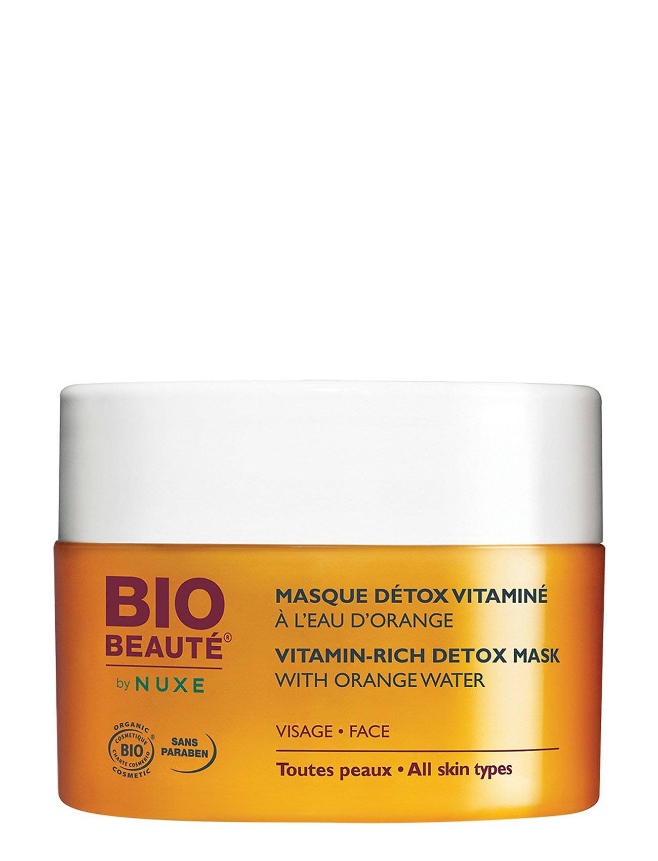 Bio-Beauté by NUXE Vitamin-Rich Radiance Detox Mask