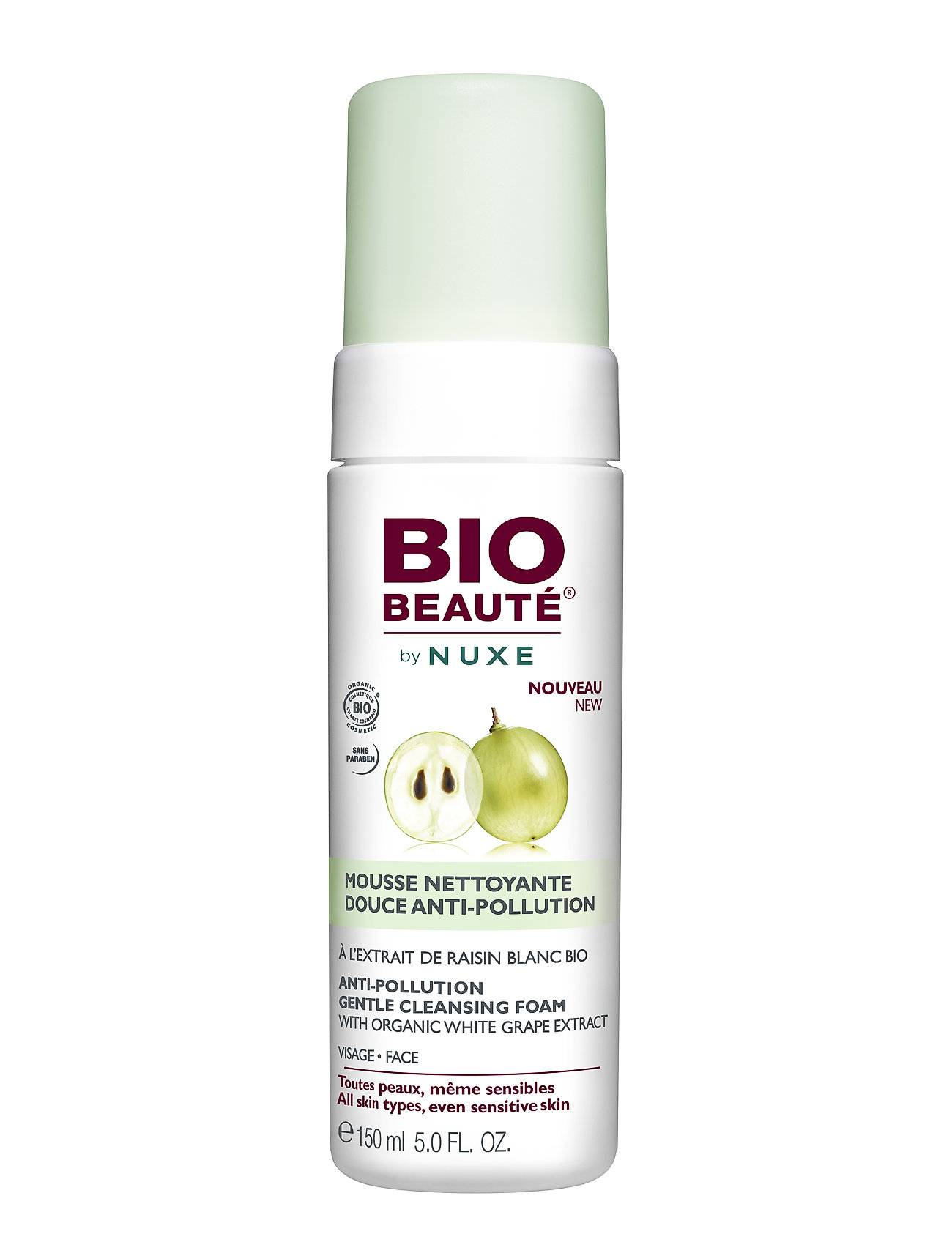 Bio-Beauté by NUXE Bb Micellar Cleansing Foam