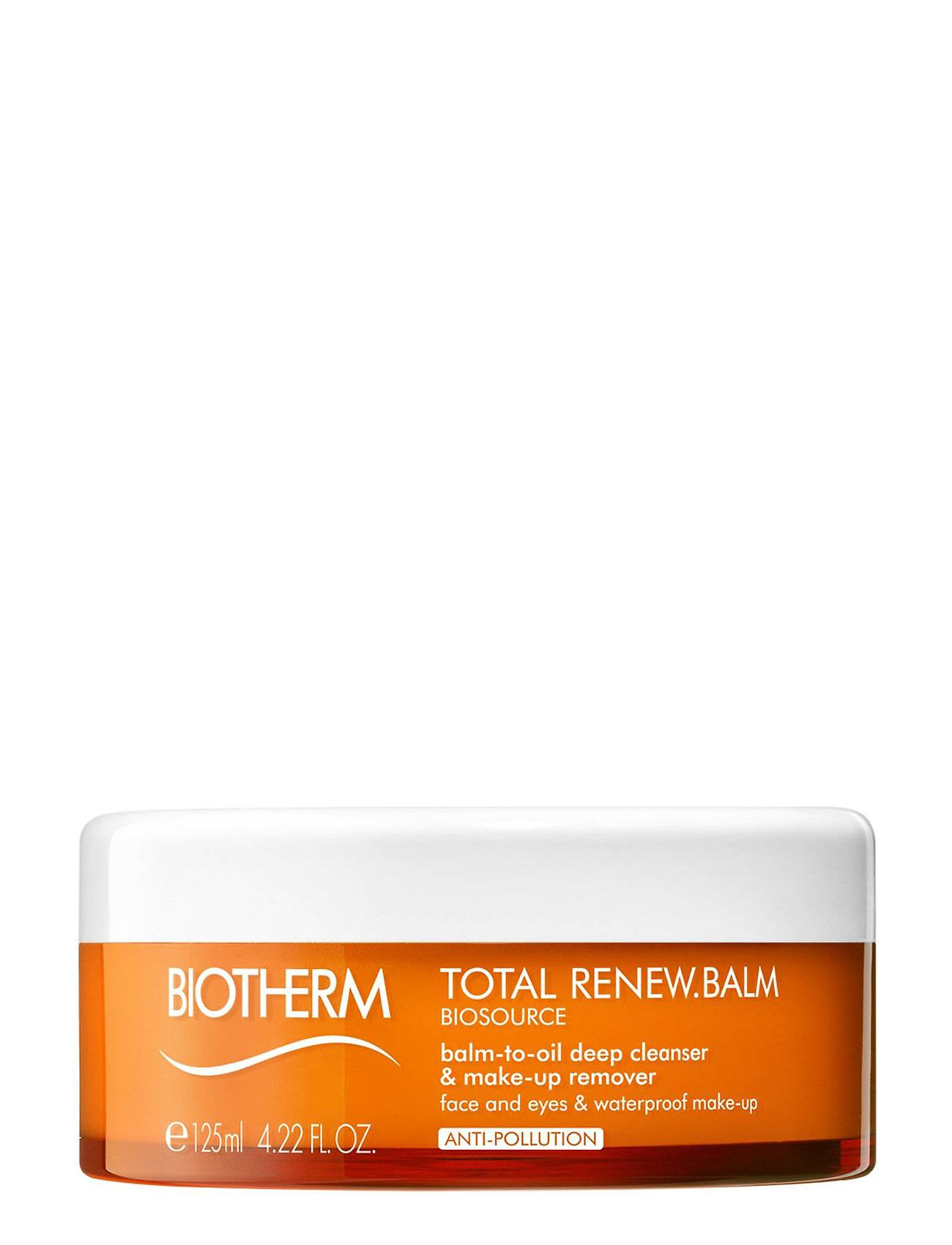 Biotherm Biosource Total Renew Balm-To-Oil Deep Cleanser & Makeup Rem