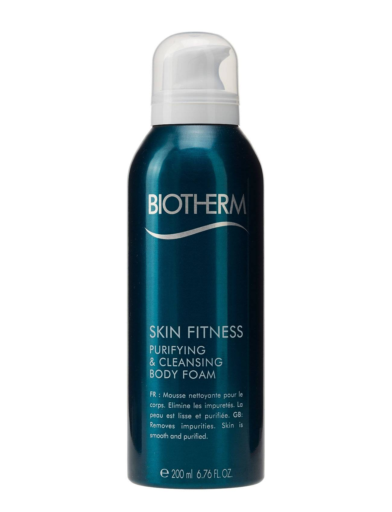 Biotherm Skin Fitness Body Cleansing Foam 200 Ml