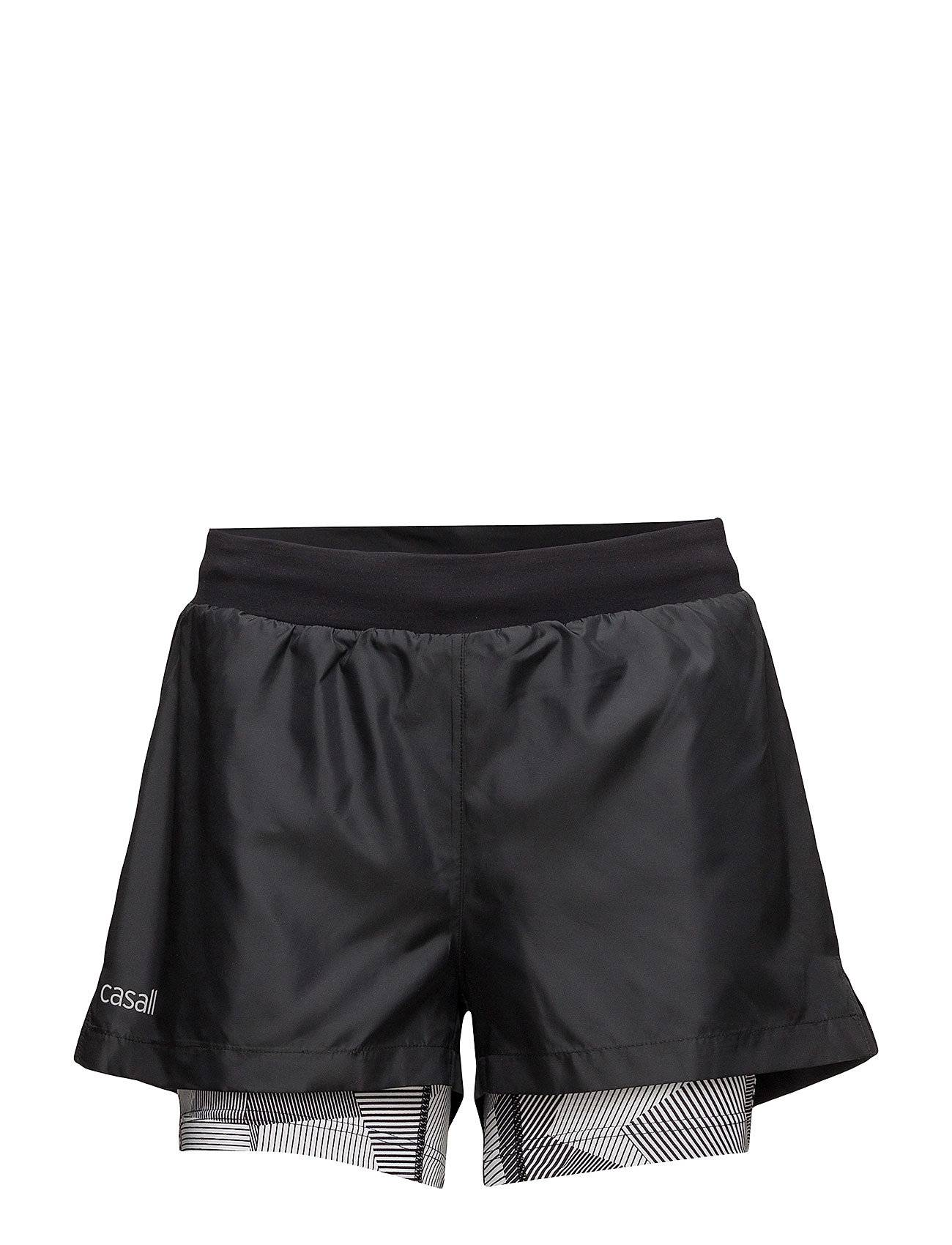Casall Double Up Shorts