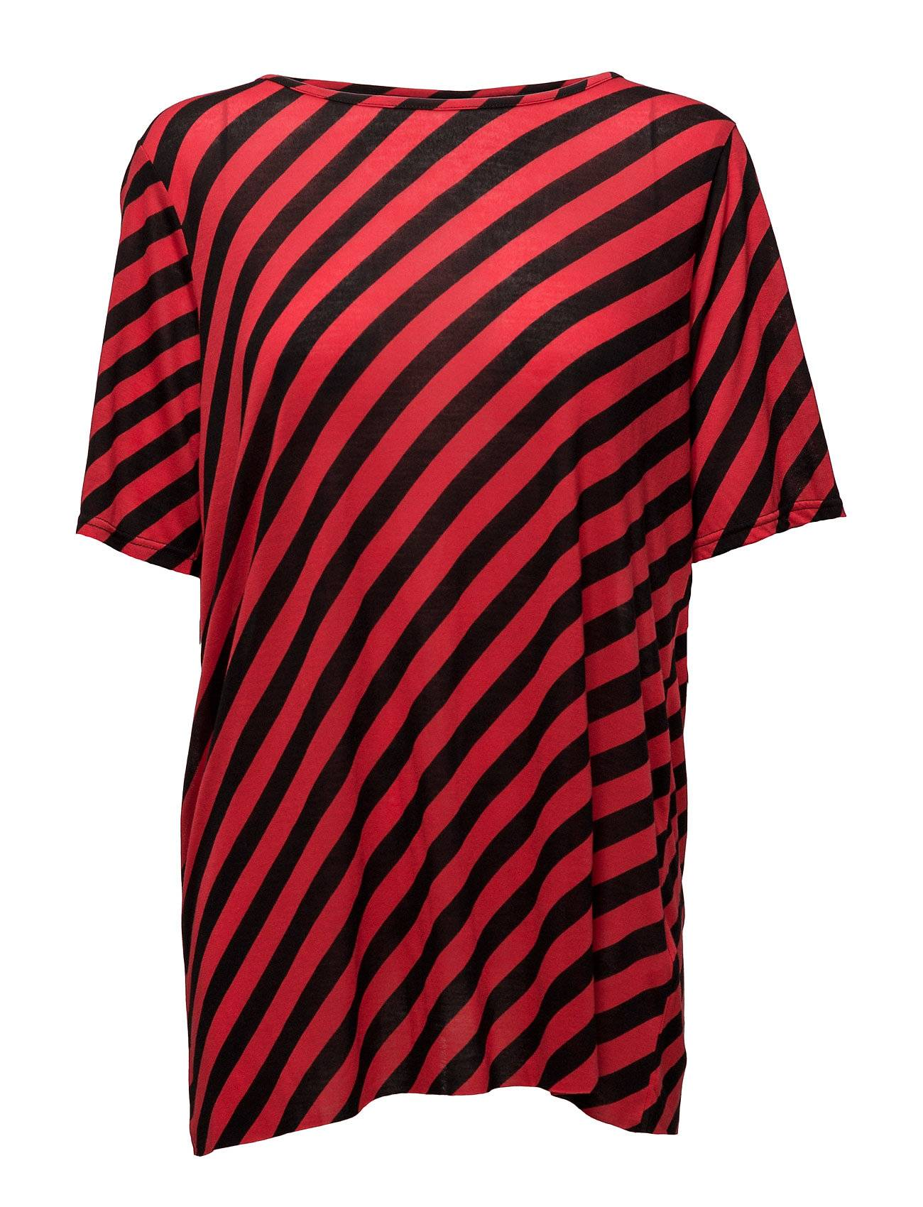 Cheap Monday Avant Top Slash Stripe