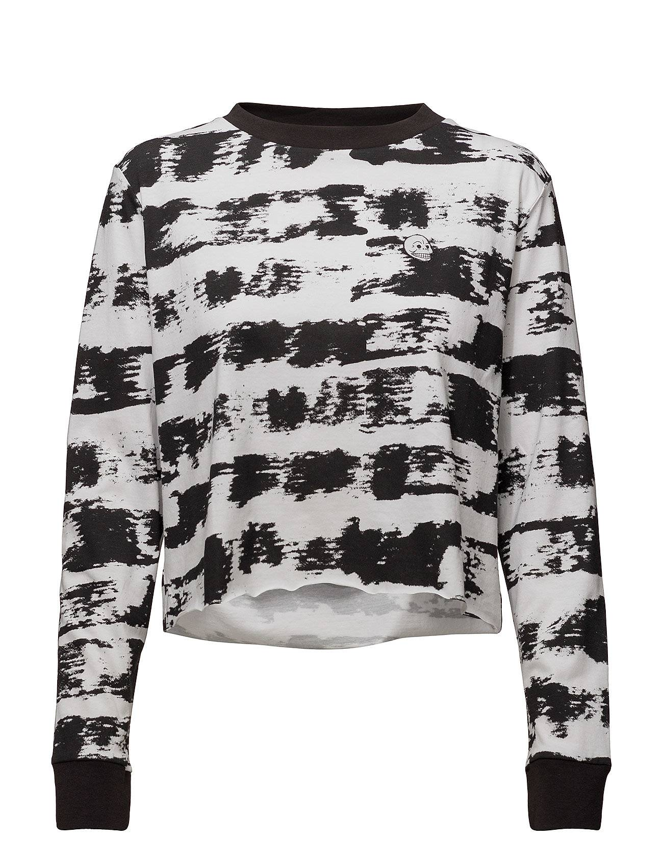 Cheap Monday Bed Ls Tee Paint Stripe