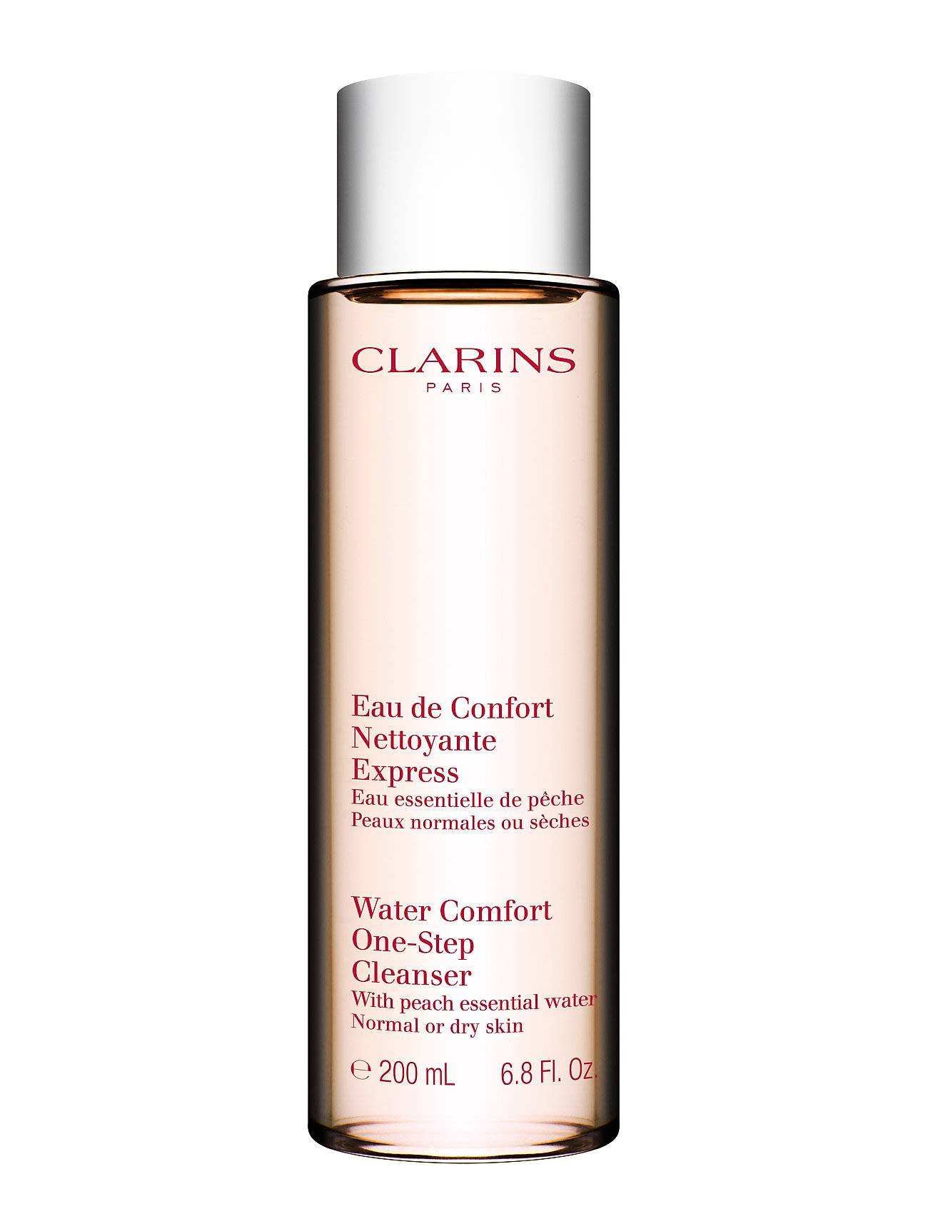 Clarins One-Step Cleansing Water Comfort Normal To Dry Skin