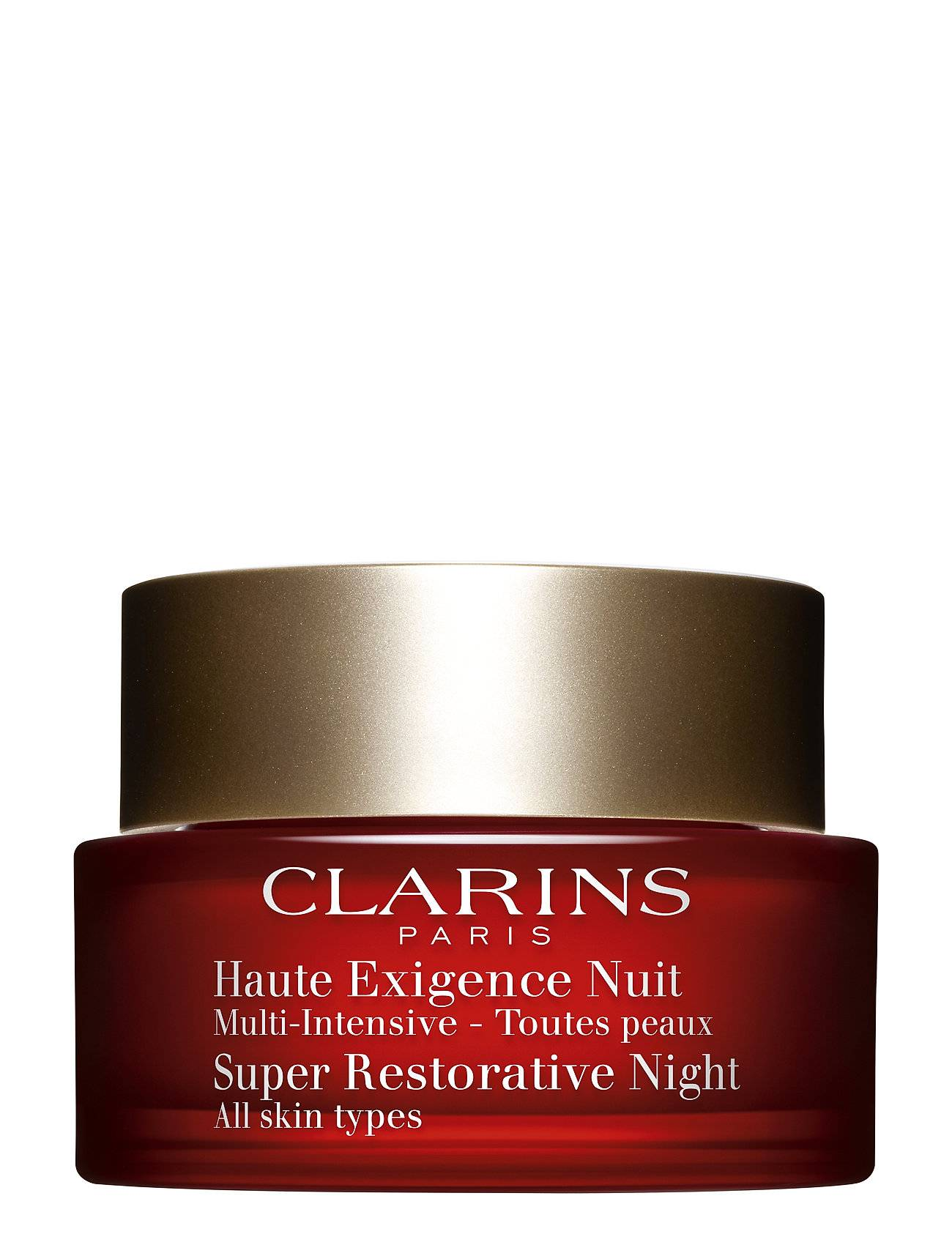 Clarins Super Restorative Night Cream Normal Skin