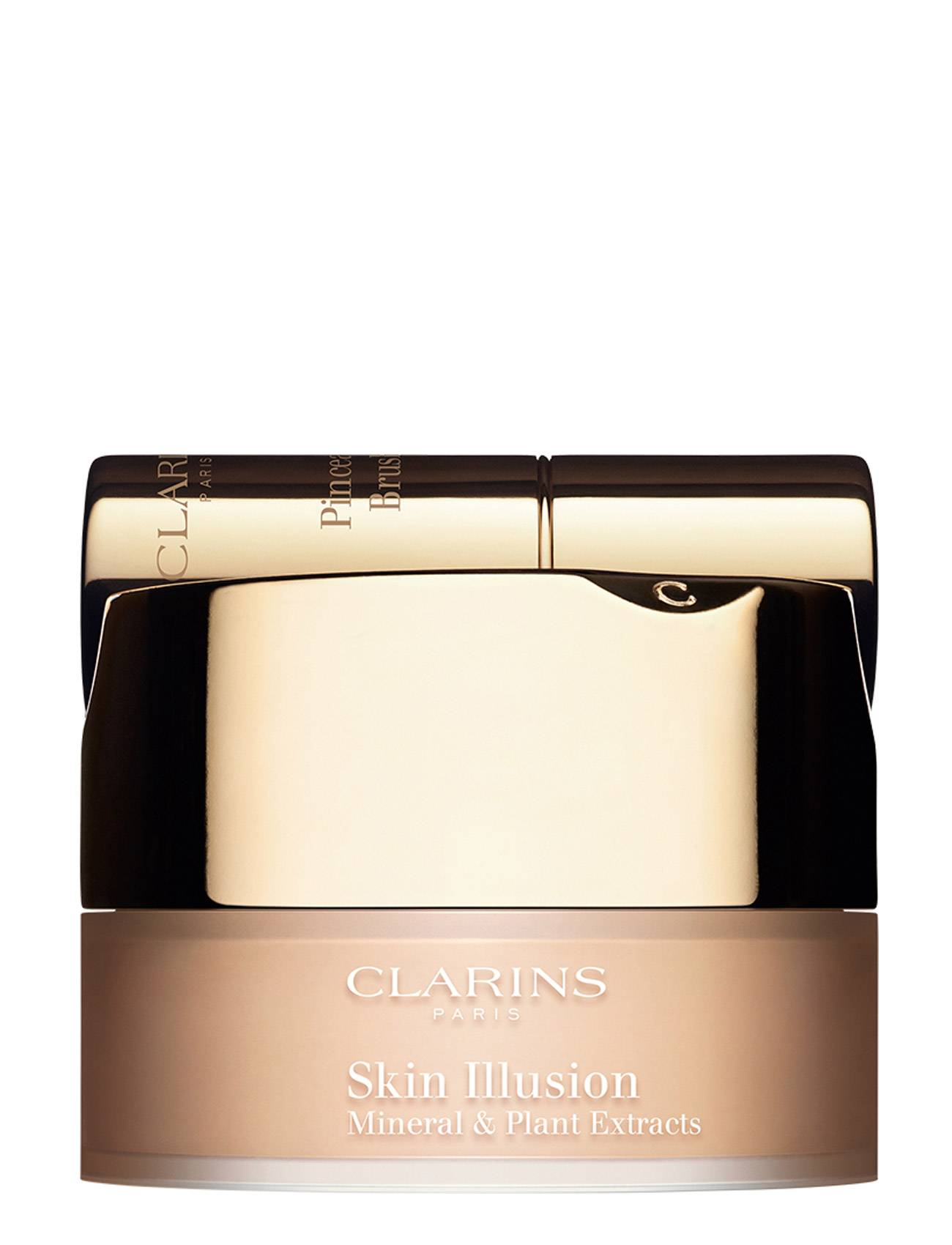 Clarins Skin Illusion Loose Powderfoundation 110 Honey