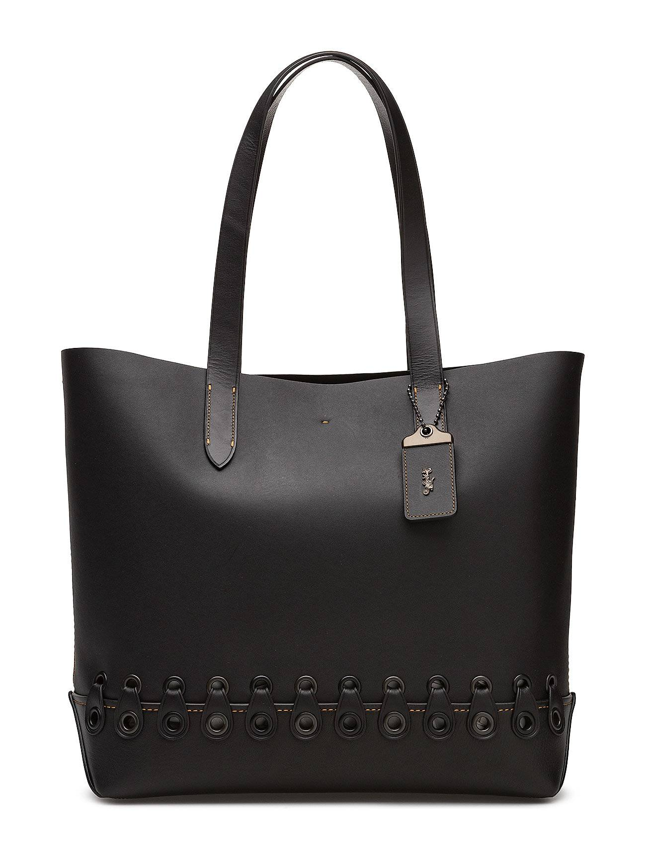 Coach Gotham Tote With Coach Link