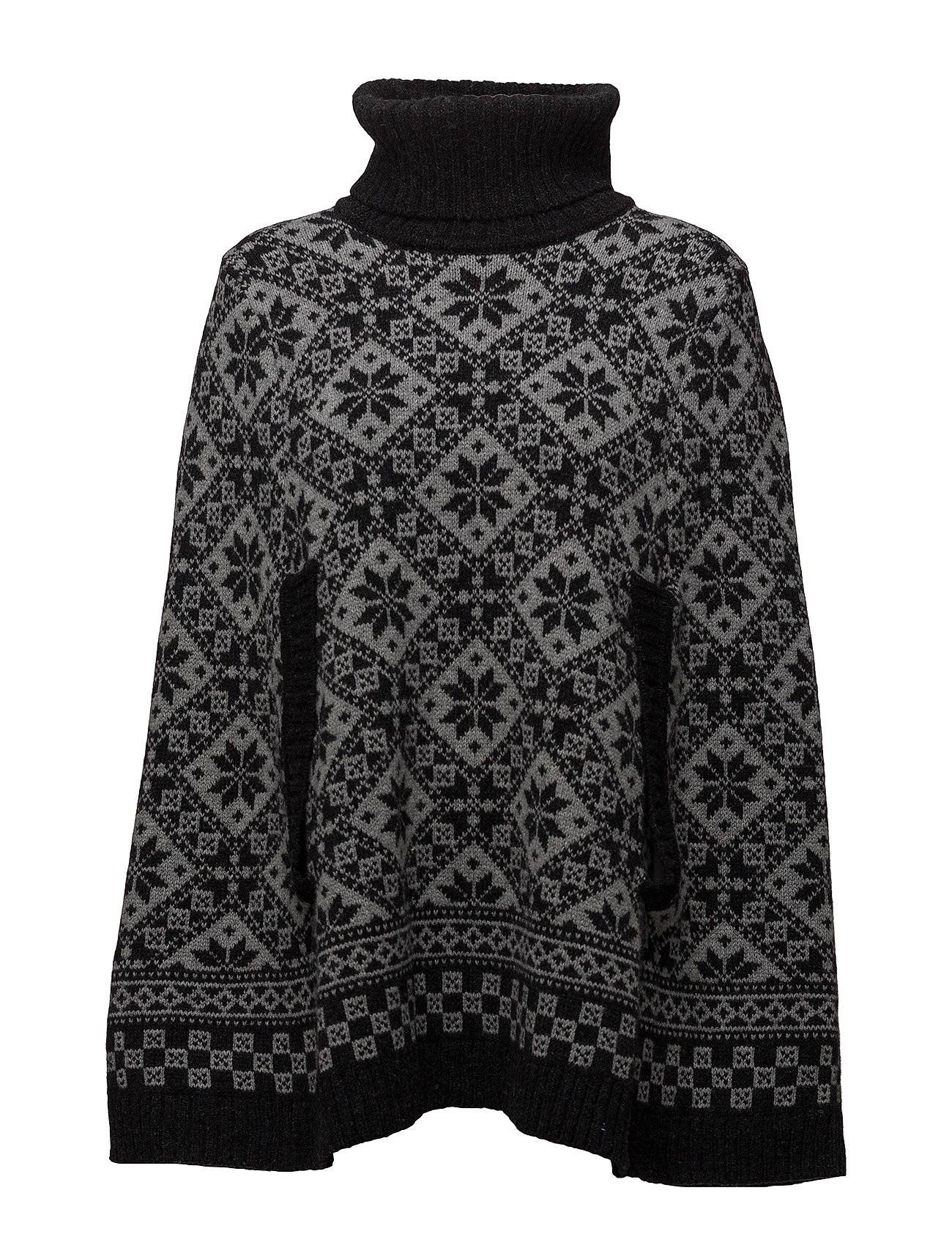 Dale of Norway Rose Poncho