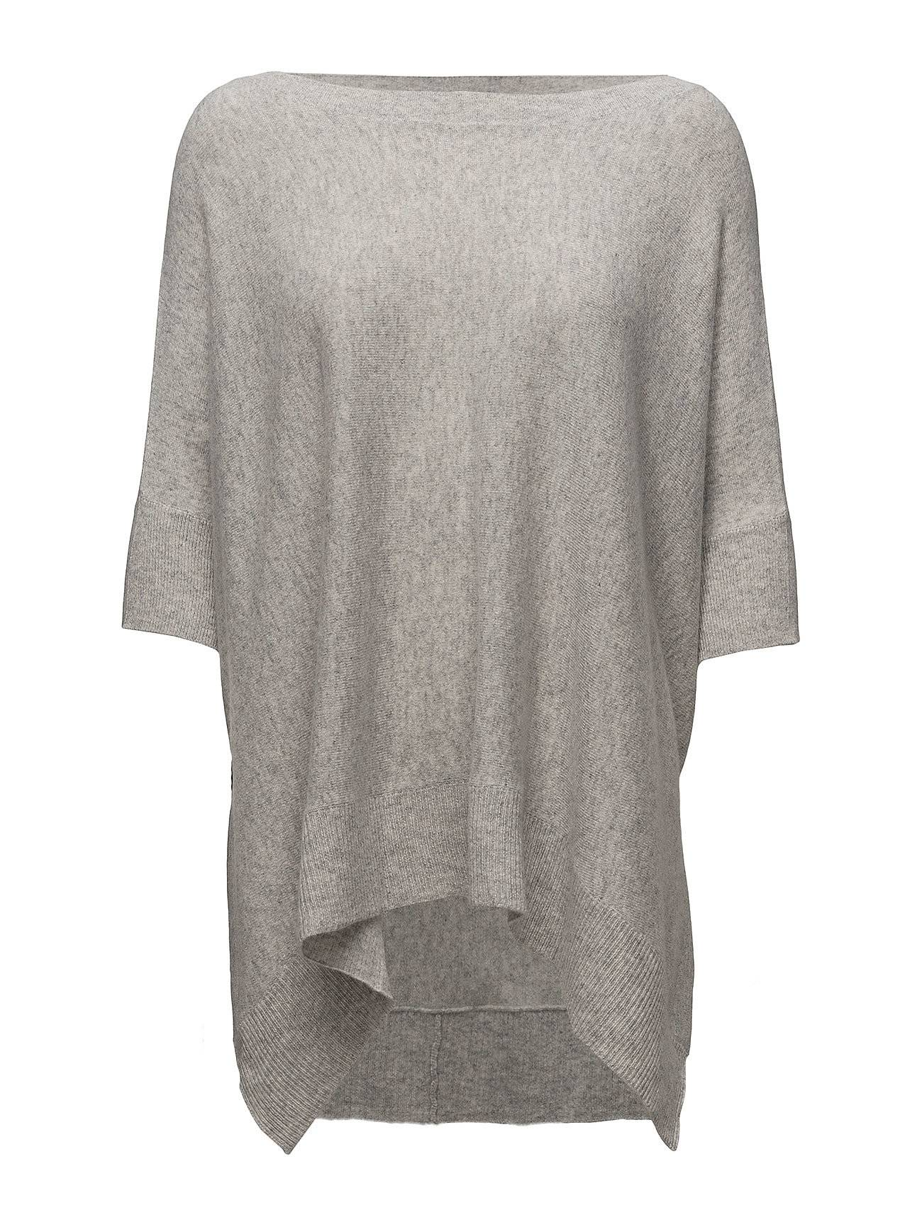 Davida Cashmere Poncho With Sleeves