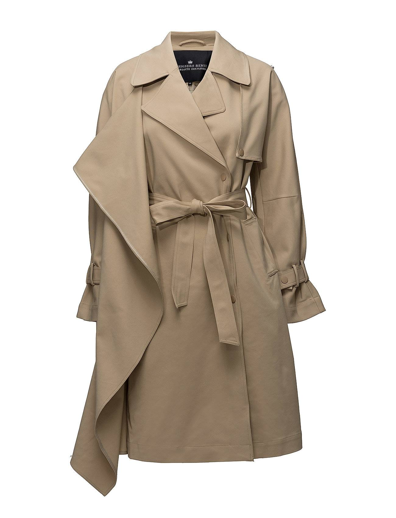 Designers Remix Marion Panel Trench