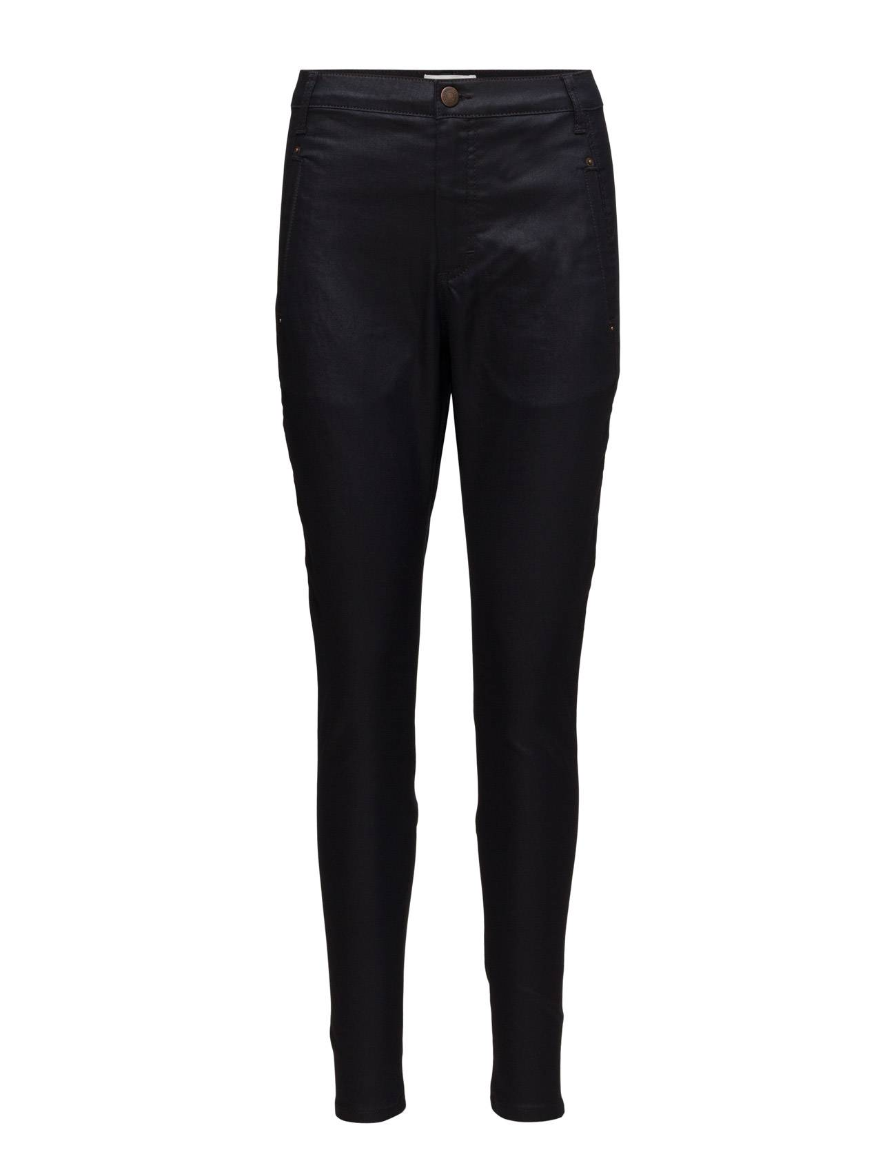 FIVEUNITS Jolie 274 Navy Coated, Jeans