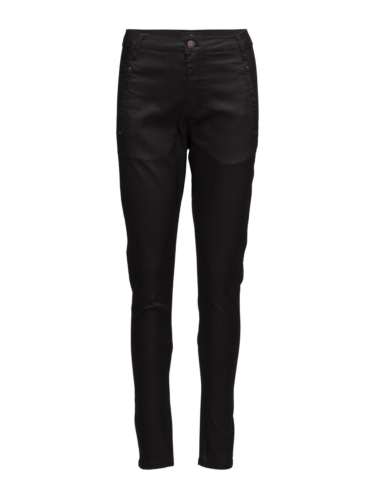 FIVEUNITS Jolie 274 Black Coated, Jeans