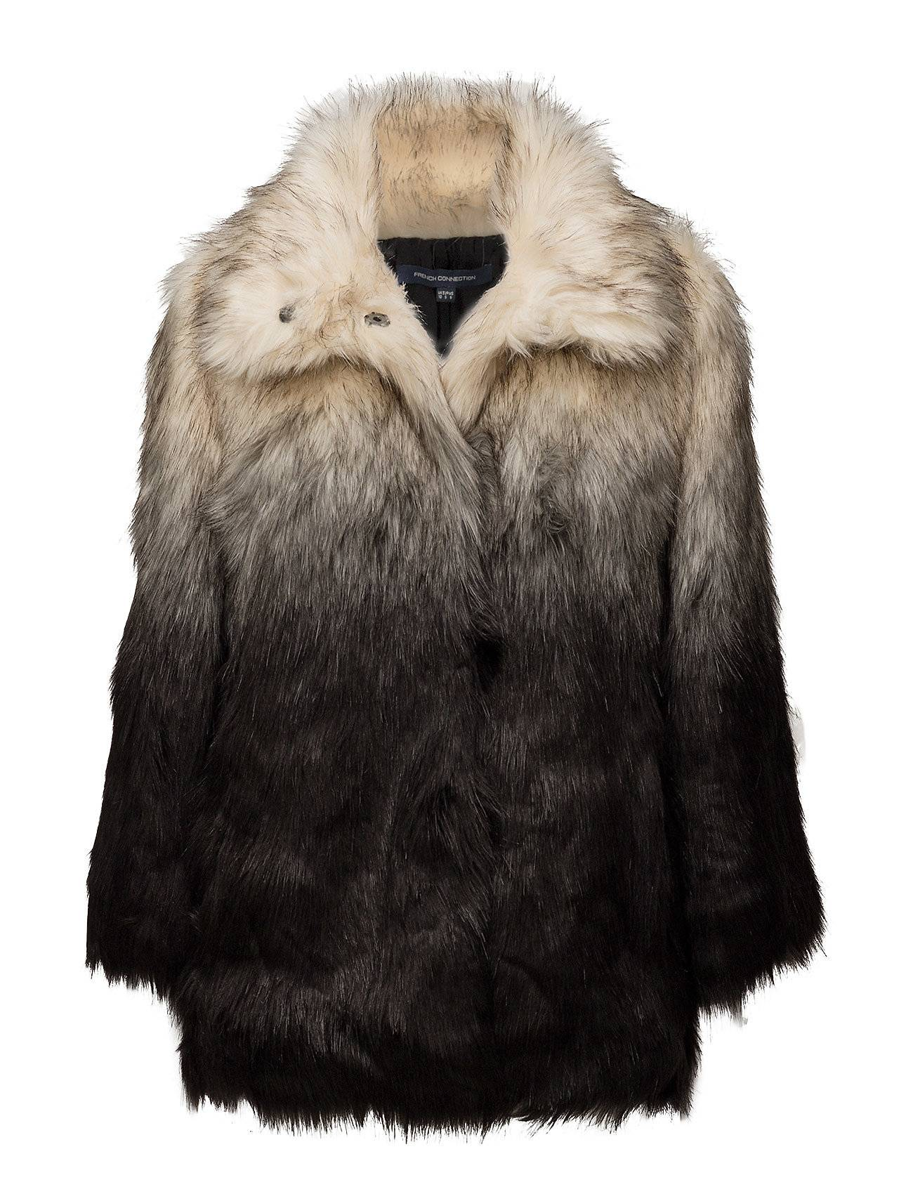 French Connection Johanna Faux Fur Jacket
