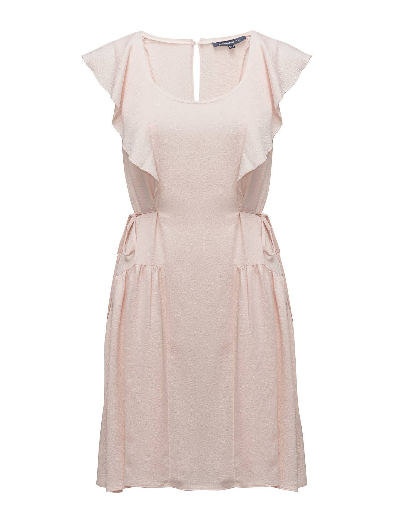French Connection Nia Drape Capped Sleeve Mini