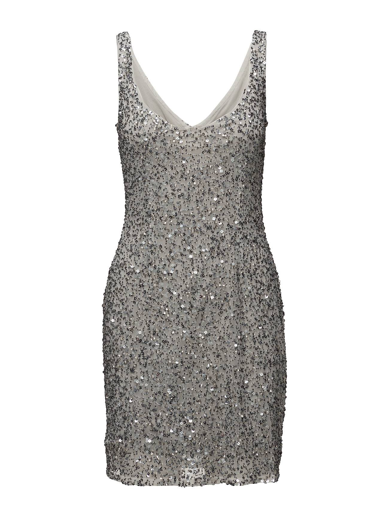 French Connection Helen Sparkle Strappy Dress