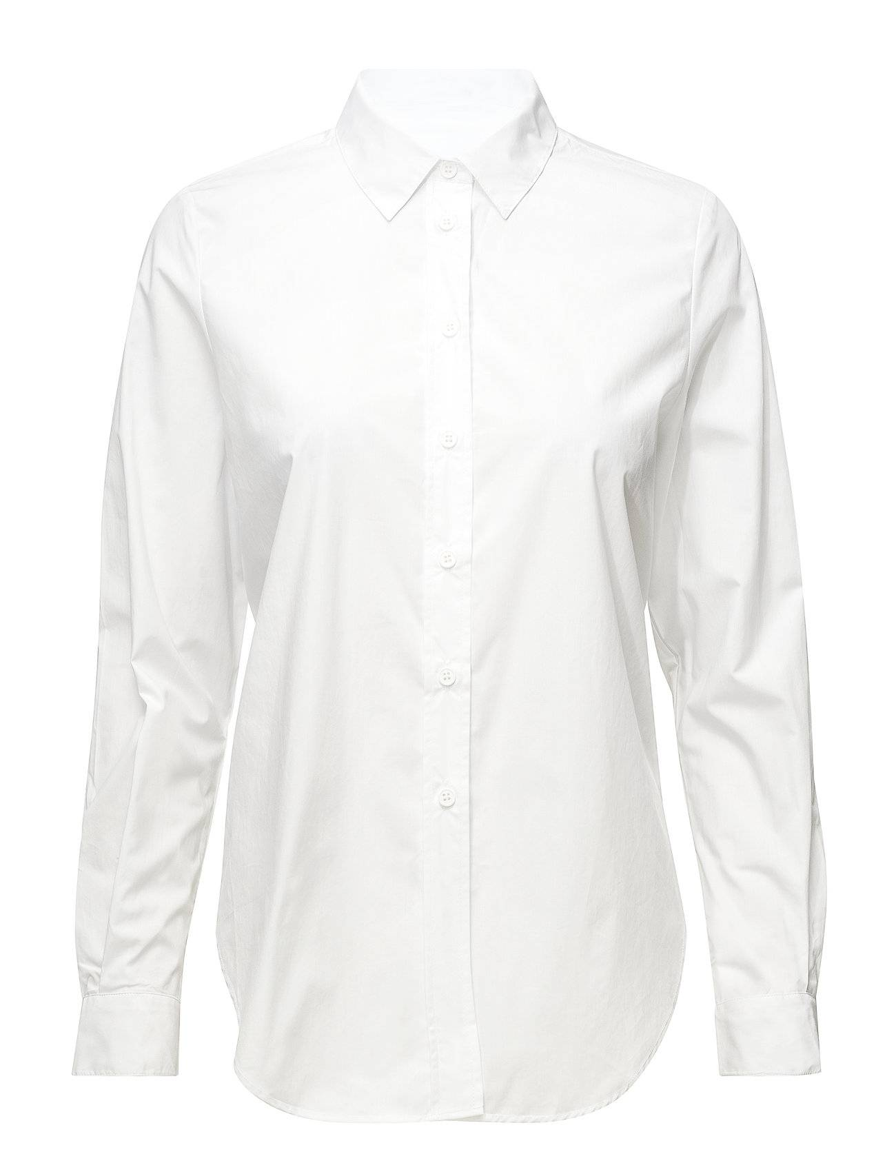French Connection Southside Loose Cotton Shirt