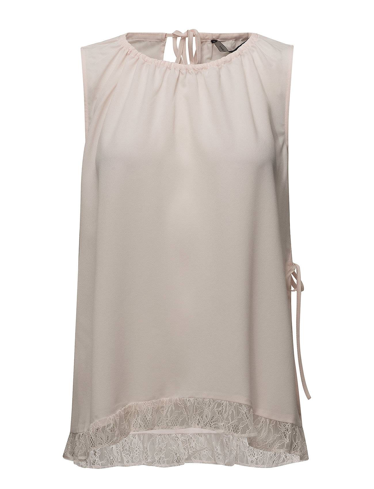 French Connection Classic Crepe Light Sleveless Top