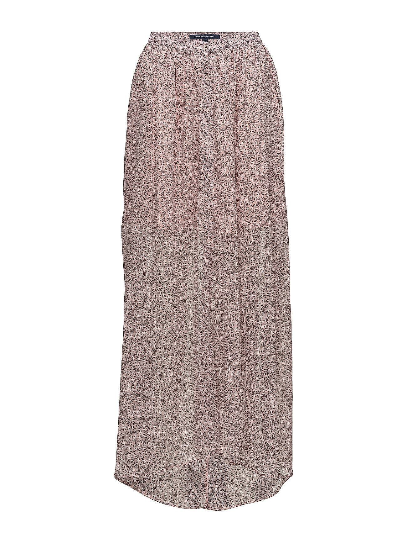 French Connection Elao Sheer Maxi Skirt