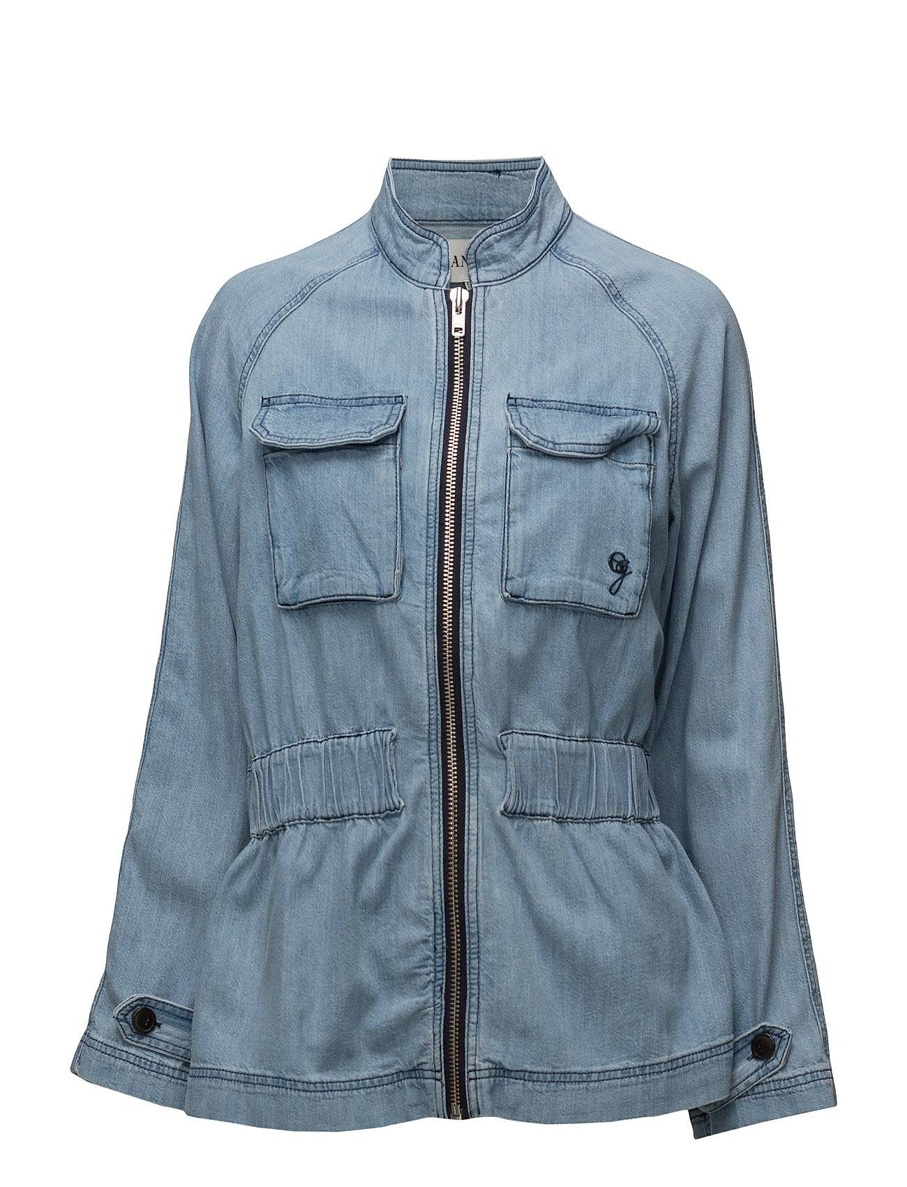 Ganni Pascal Denim Jacket
