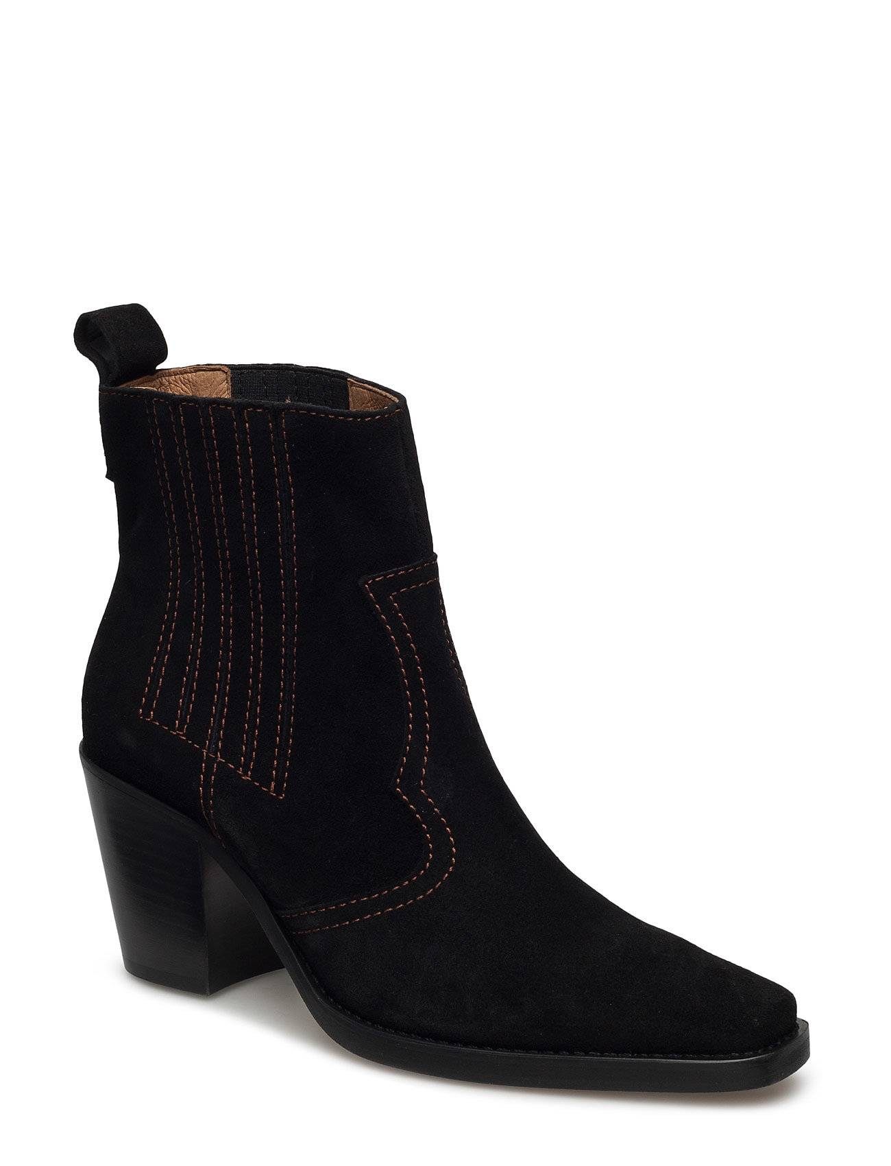 Ganni Clemence Ankle Boots