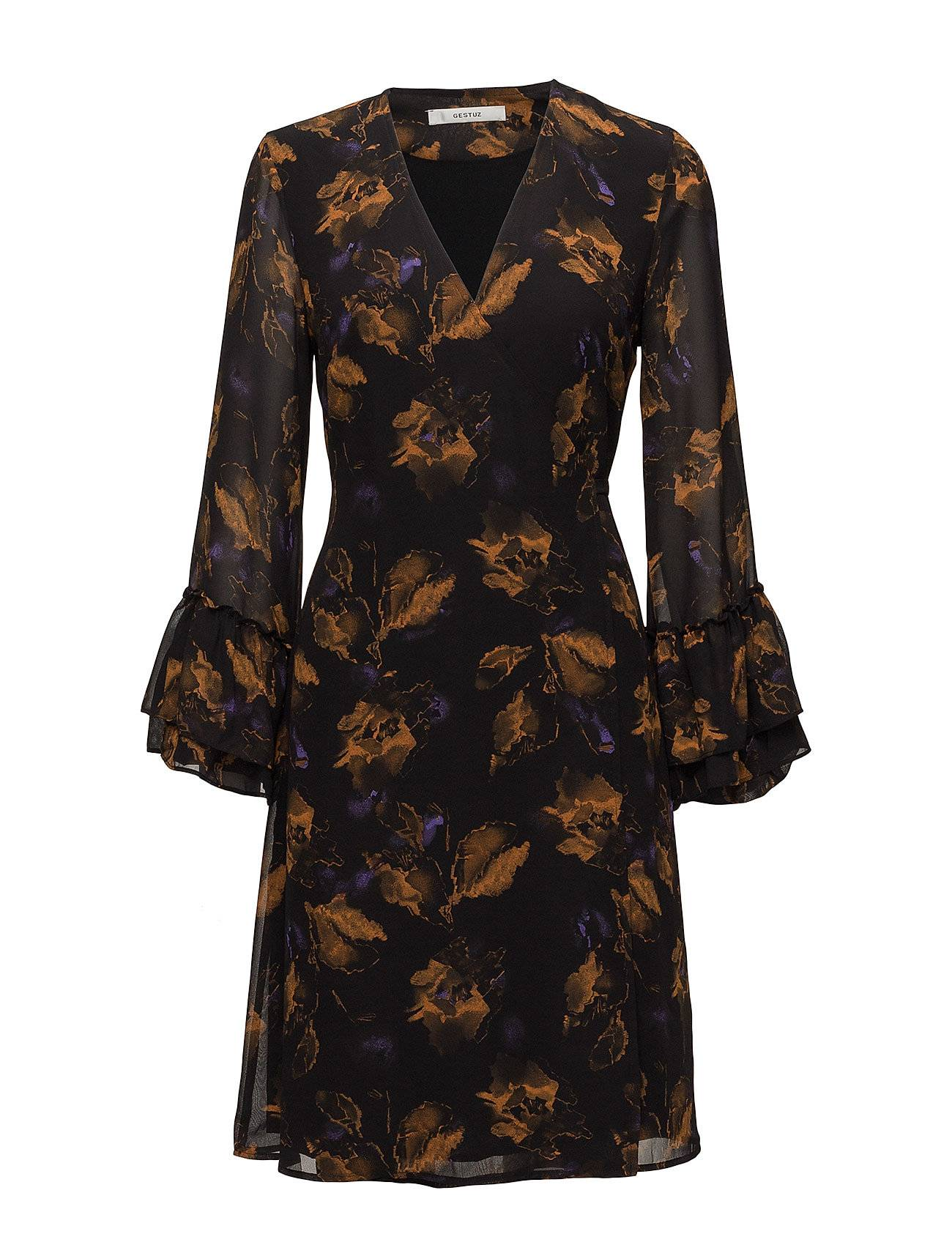 Gestuz Carola Wrap Dress Ze4 17
