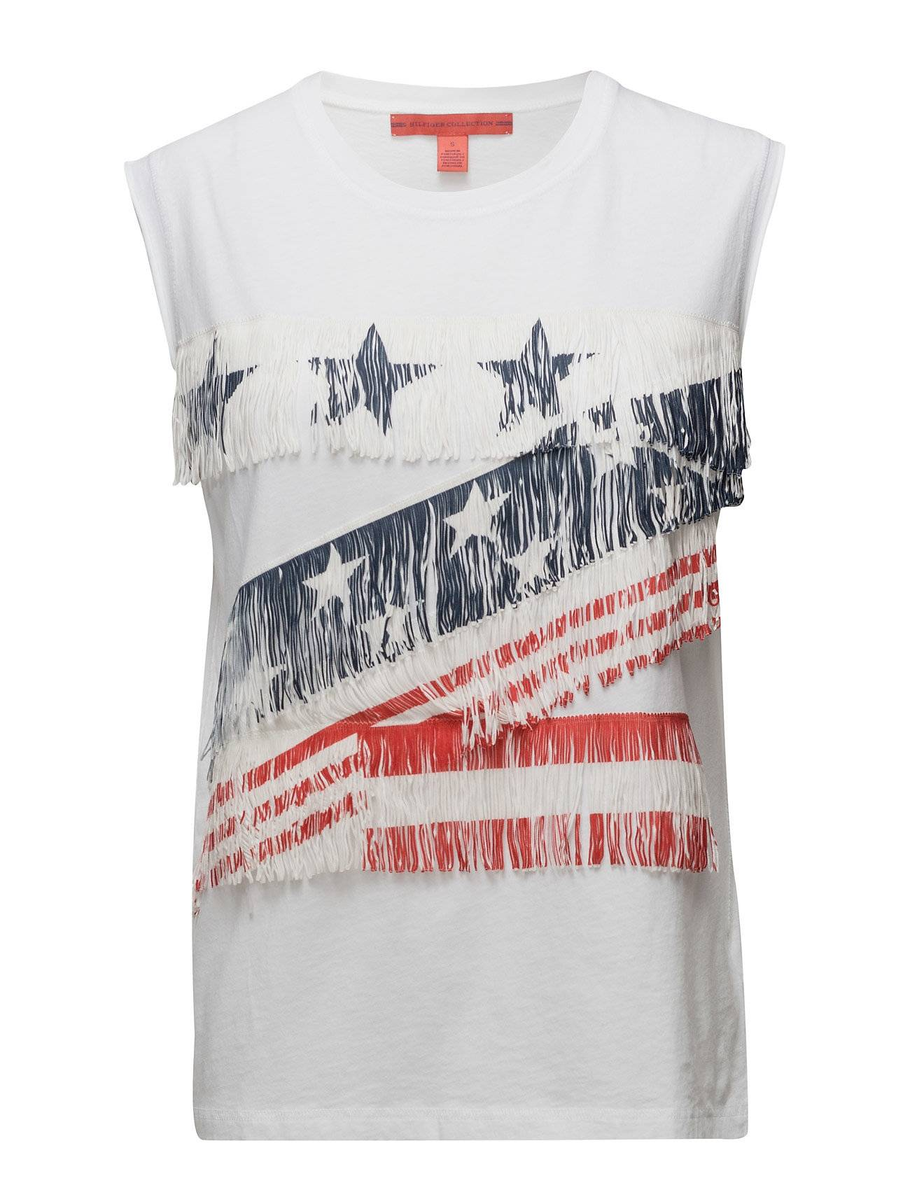 Hilfiger Collection American Ns Graphic T-Shirt