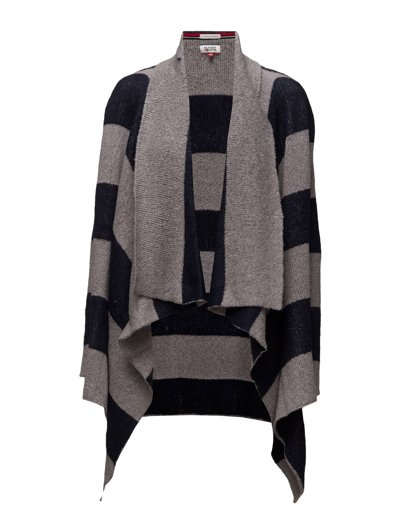 Tommy Jeans Thdw Poncho Cardigan L/S 5