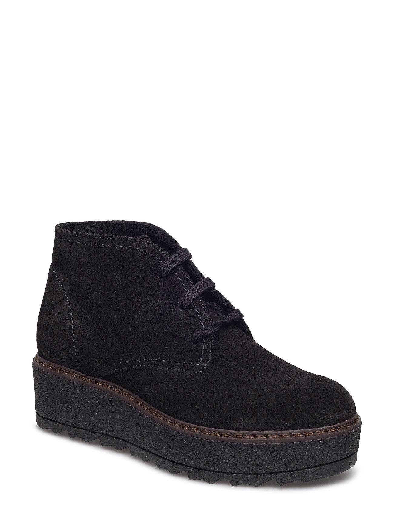 Ilse Jacobsen Suede Ankle Boot
