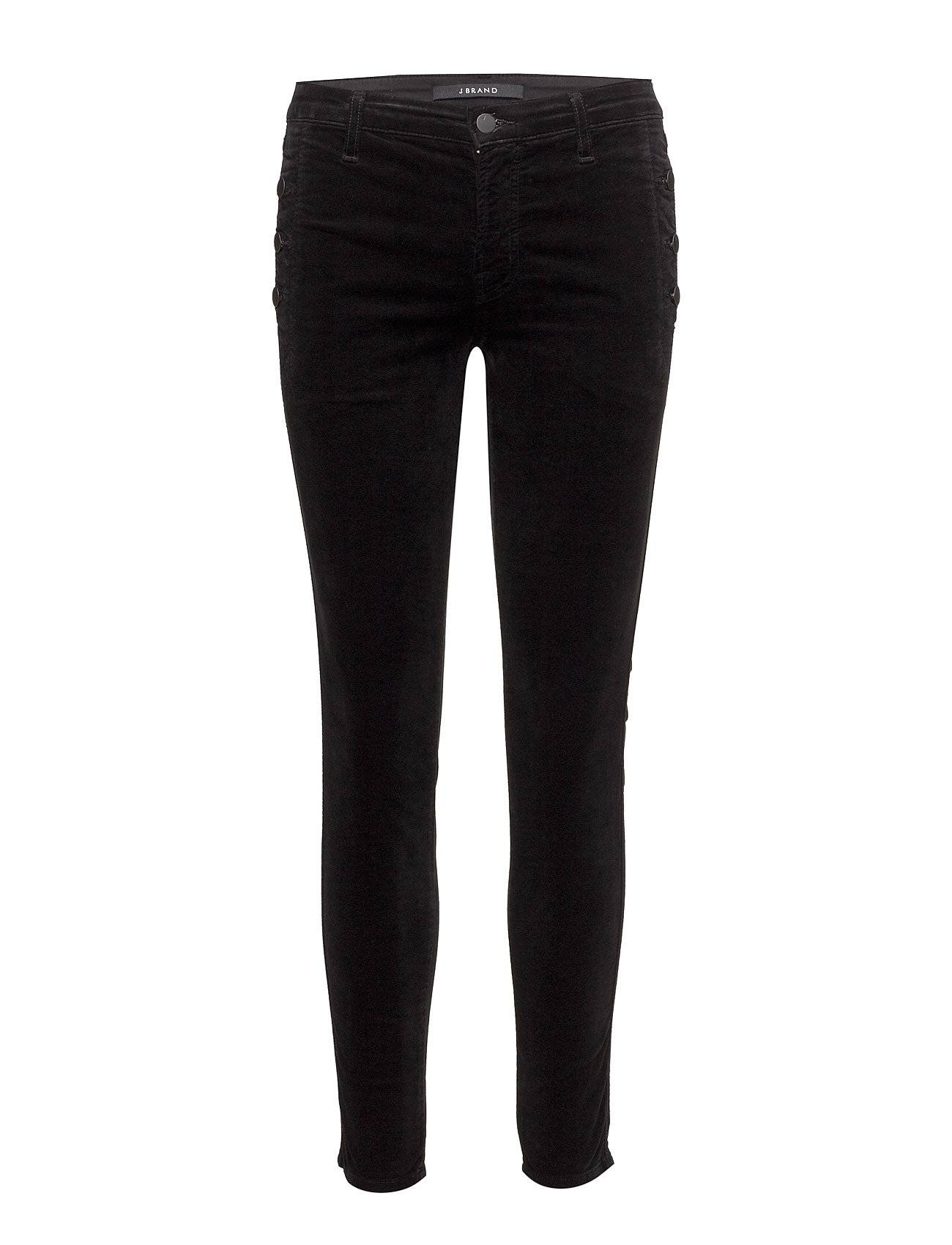 J brand 8580t635 Zion Mid Rise Skinny W/Button Pockets