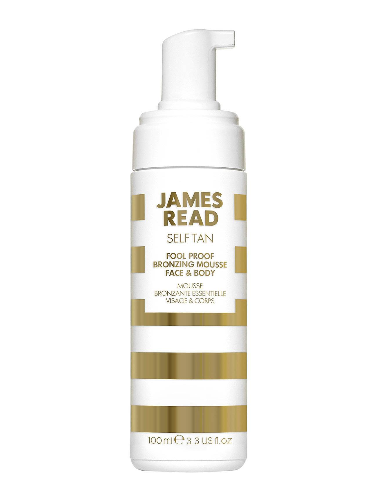 James Read Fool-Proof Bronzing Mousse Face  Body