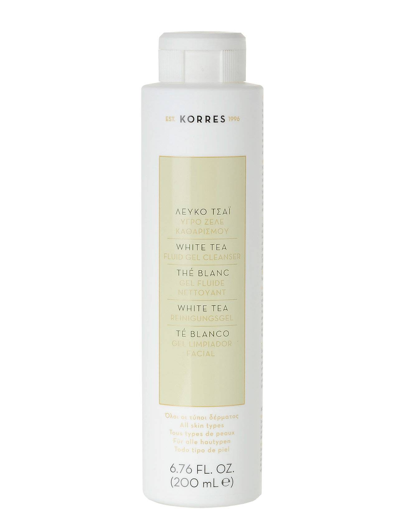 KORRES White Tea Cleansing Gel 200ml
