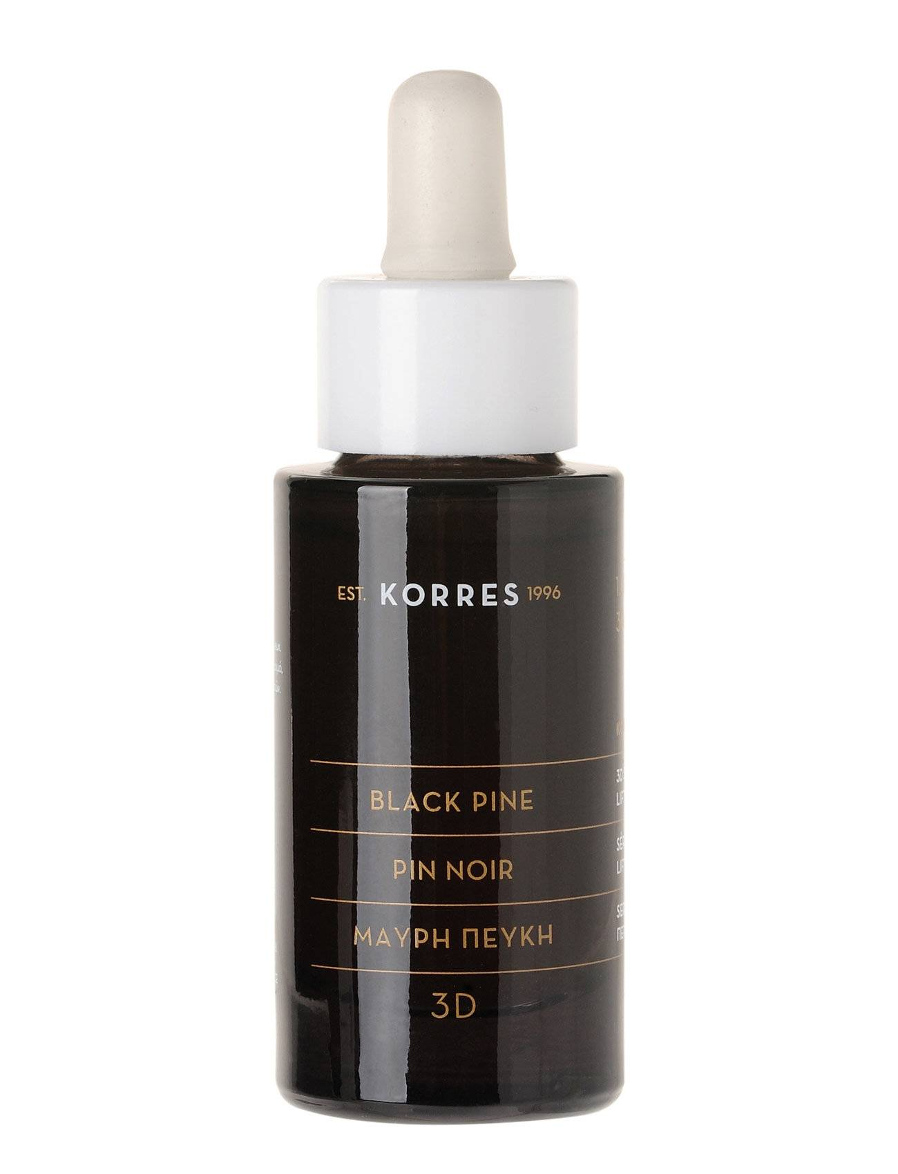 KORRES Black Pine Face Serum 30ml