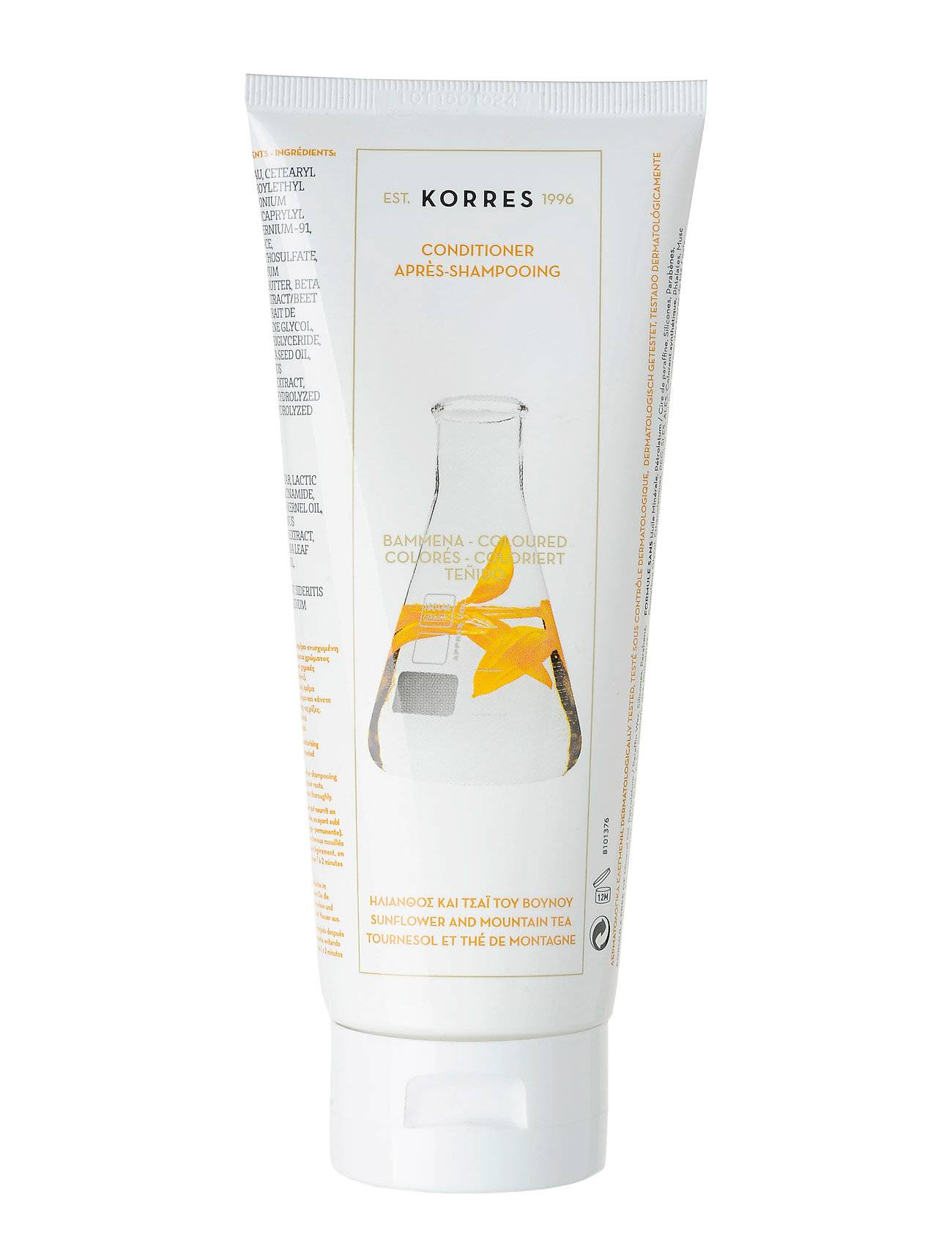 KORRES Sunflower&Tea Conditioner 200ml