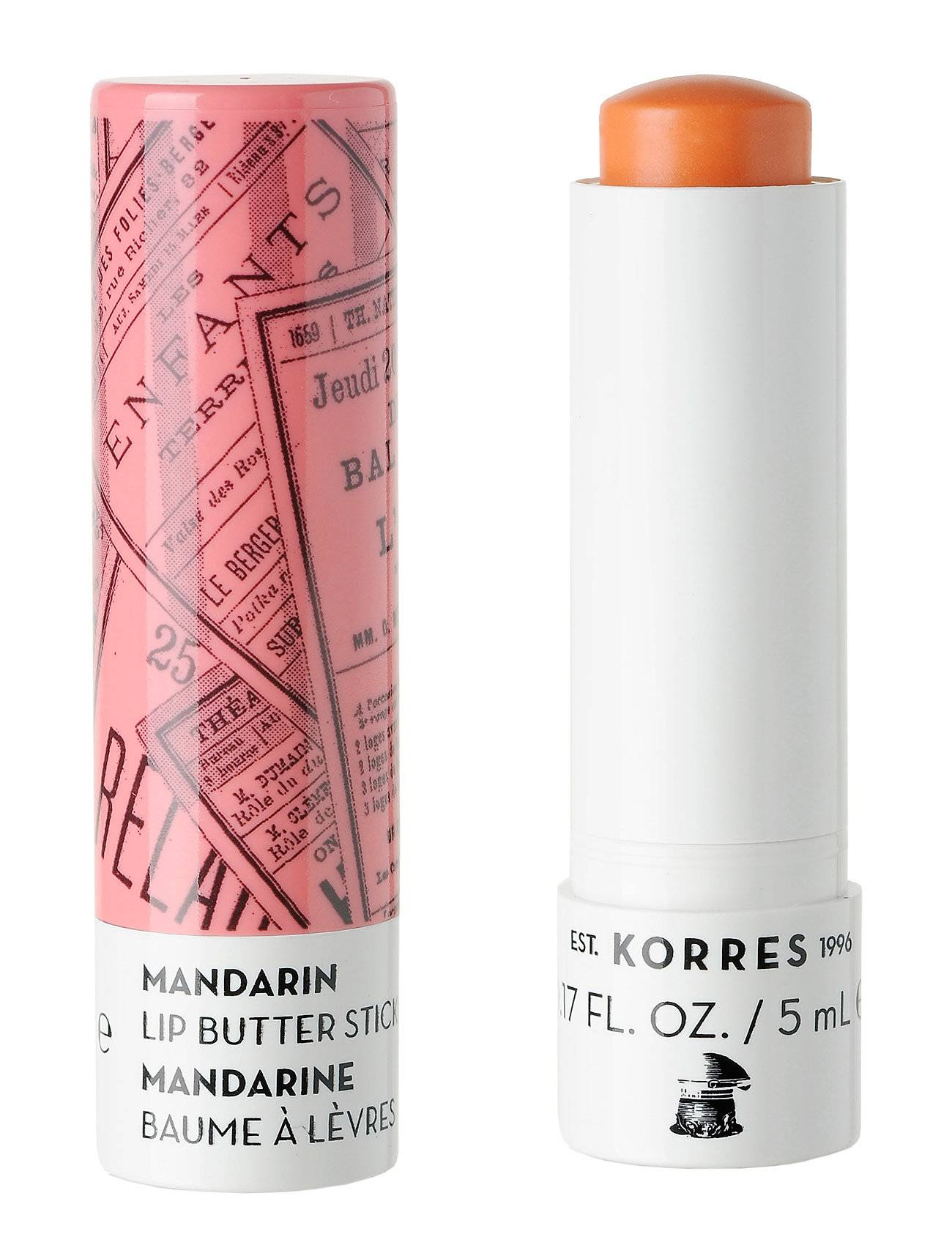 KORRES Peach Lip Butter Stick