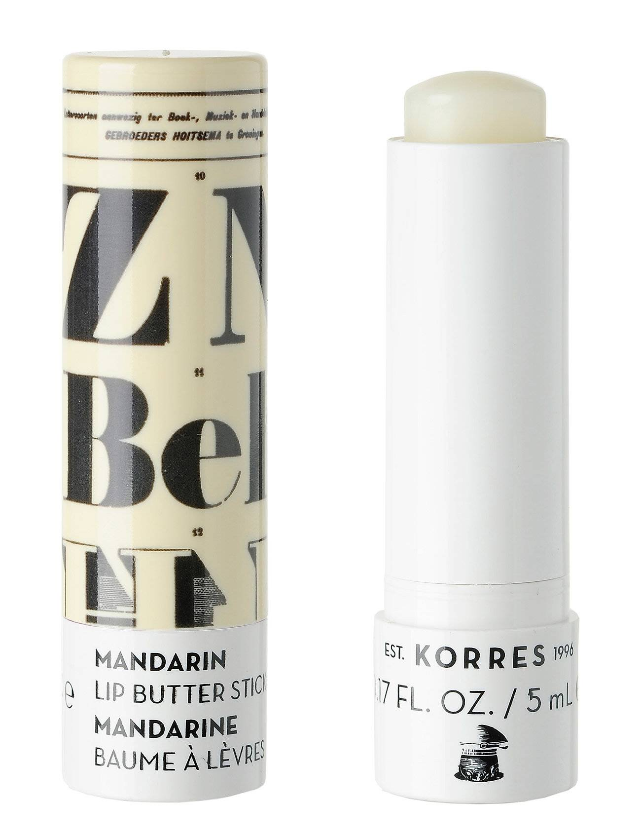 KORRES Spf15 Colorless Lip Butter Stick