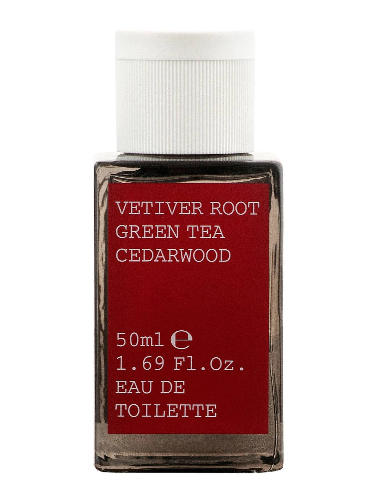 KORRES Vetiver Root/Green Tea/Cedarwood Edt 50ml