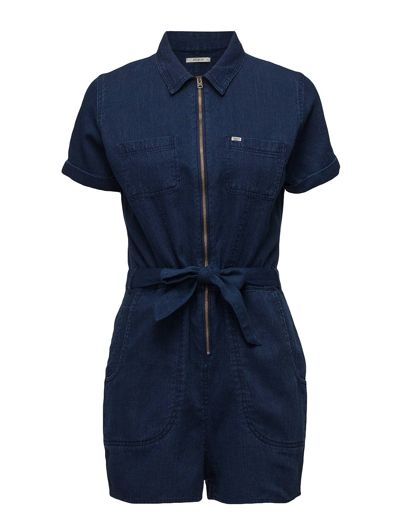 Lee Jeans Jumpsuit State Blue
