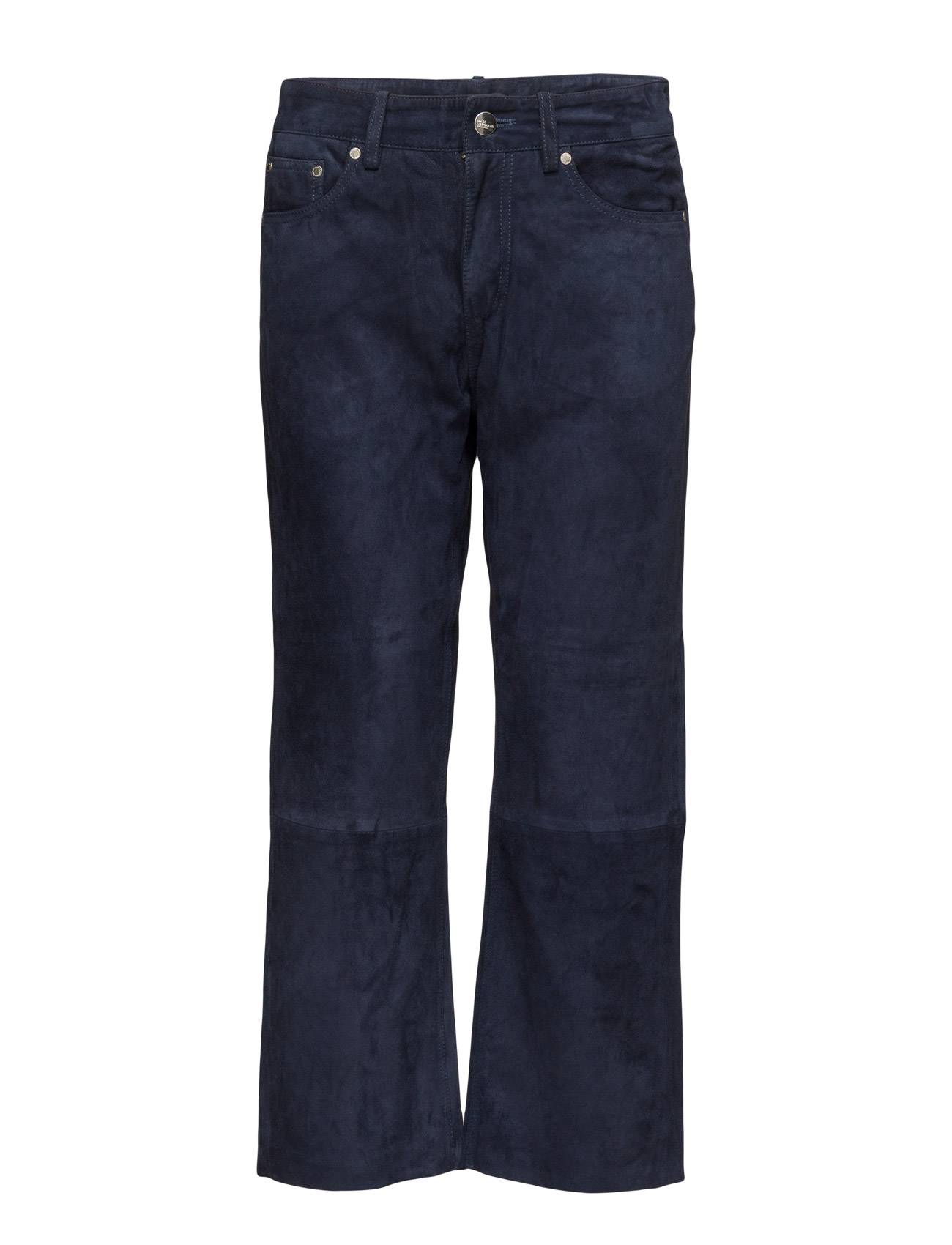 Mads Nørgaard Super Suede Lucy Cropped